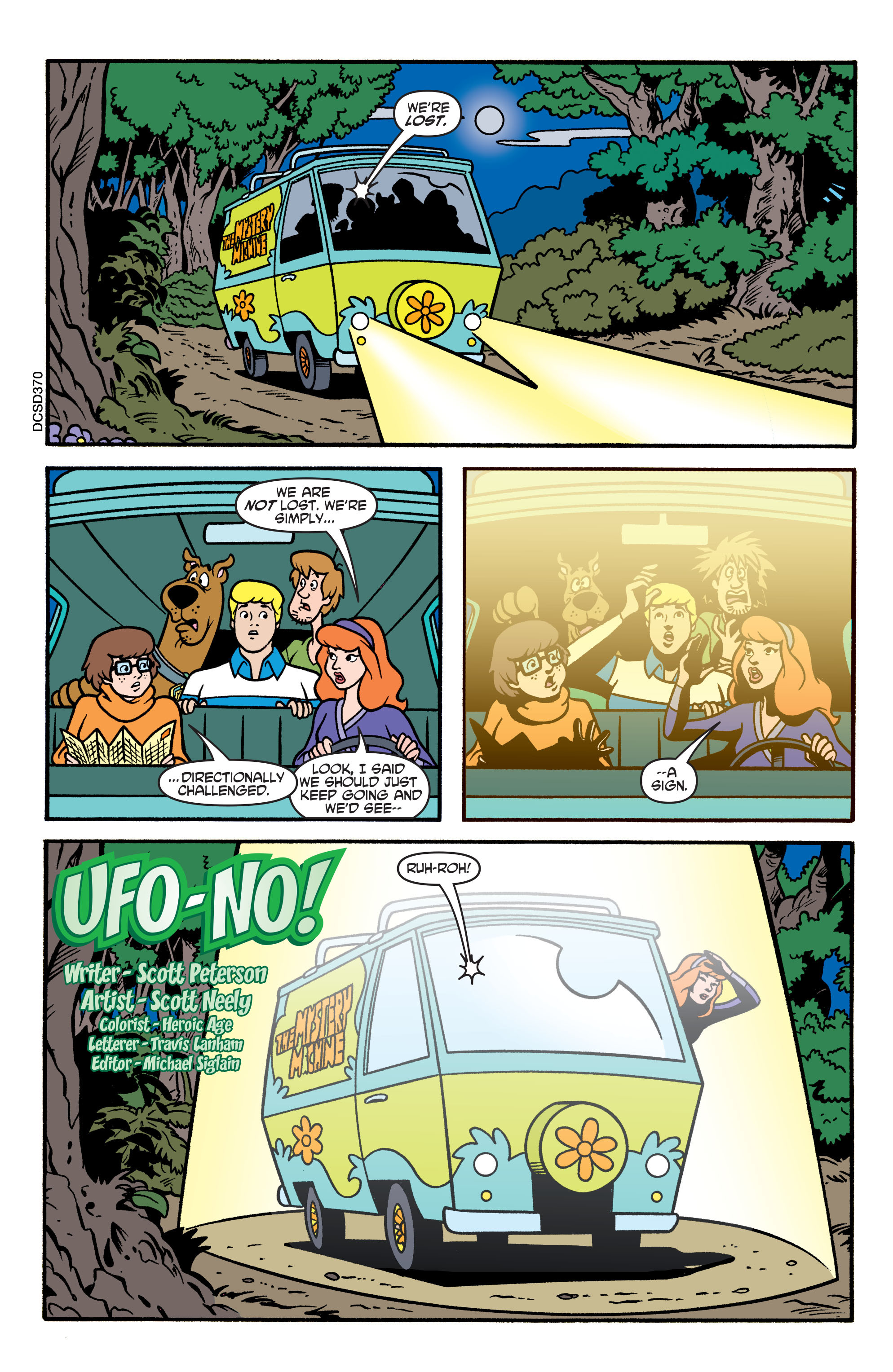 Read online Scooby-Doo: Where Are You? comic -  Issue #73 - 16
