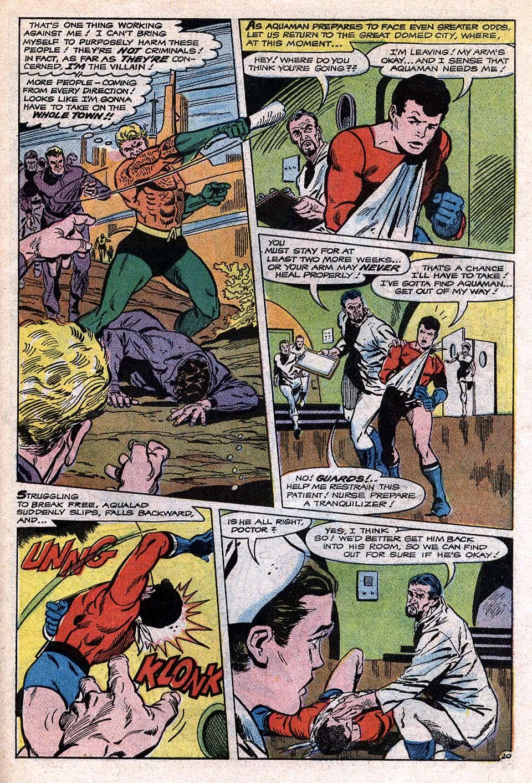 Read online Aquaman (1962) comic -  Issue #41 - 26