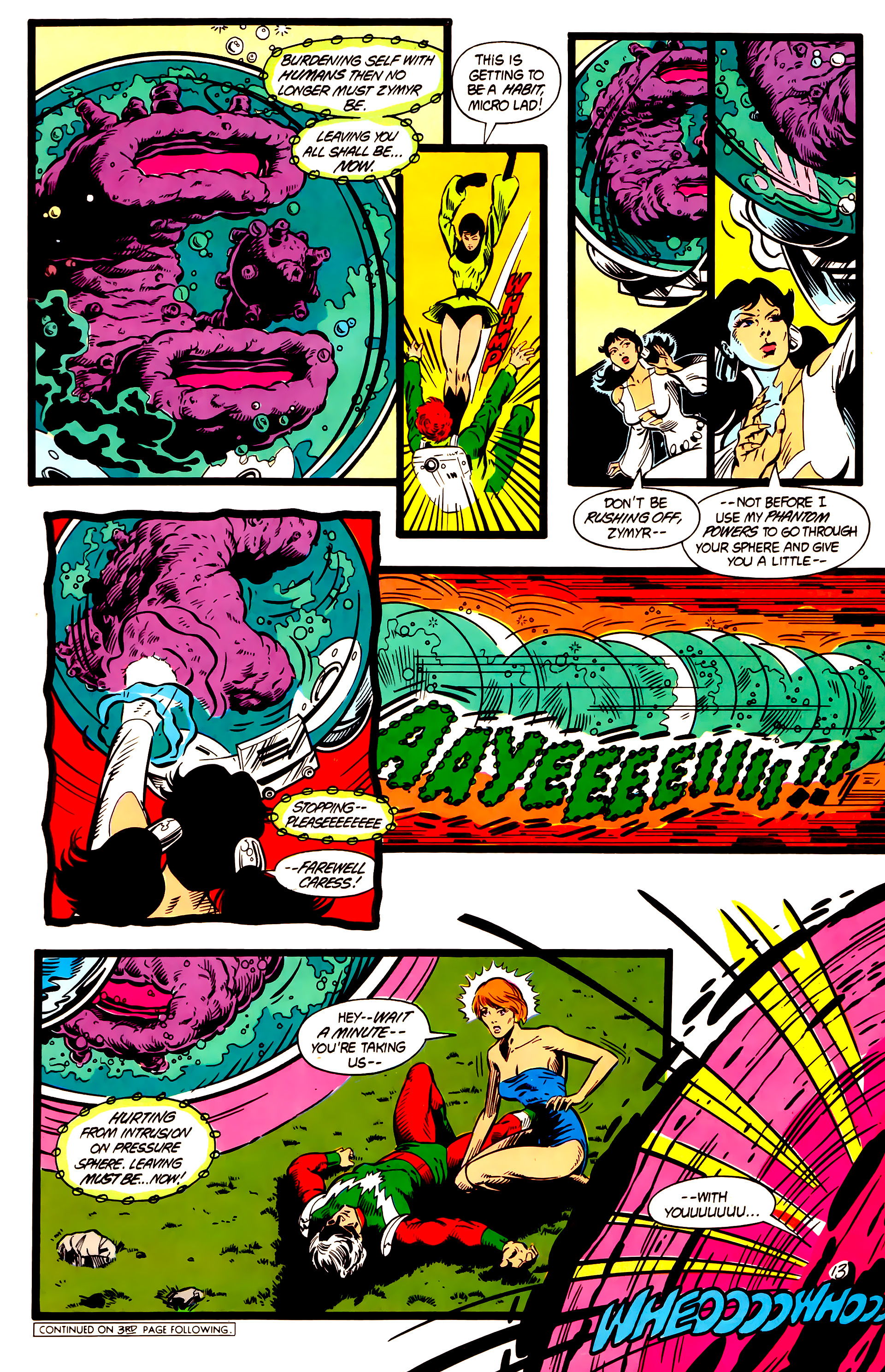 Legion of Super-Heroes (1984) 5 Page 14
