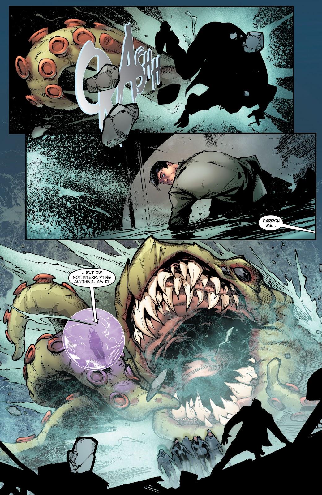 Read online Smallville Season 11 [II] comic -  Issue # TPB 5 - 80