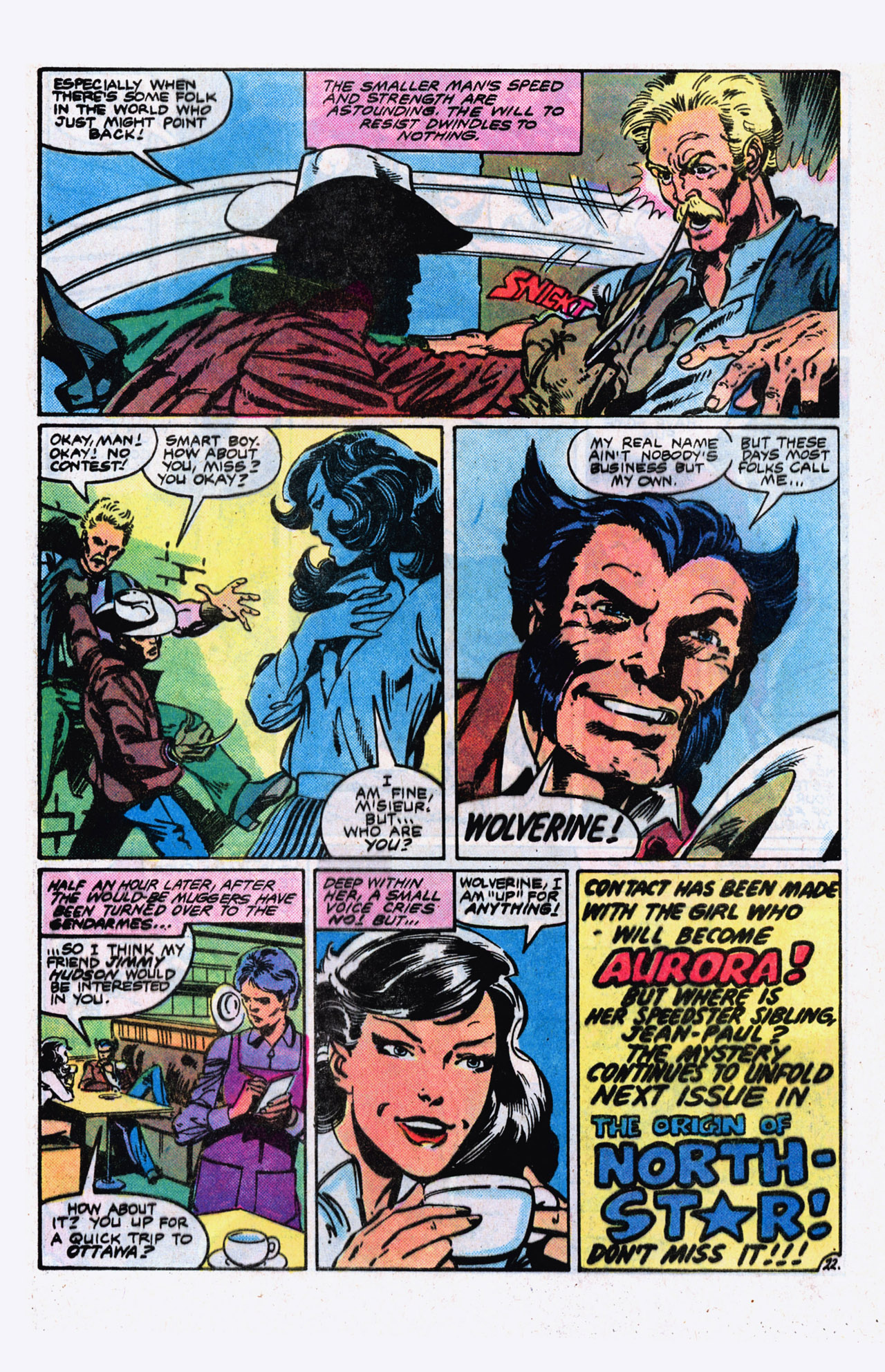 Read online Alpha Flight (1983) comic -  Issue #9 - 23