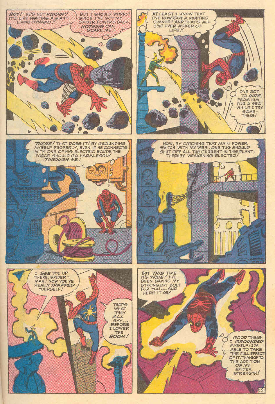 The Amazing Spider-Man (1963) _Annual_6 Page 15
