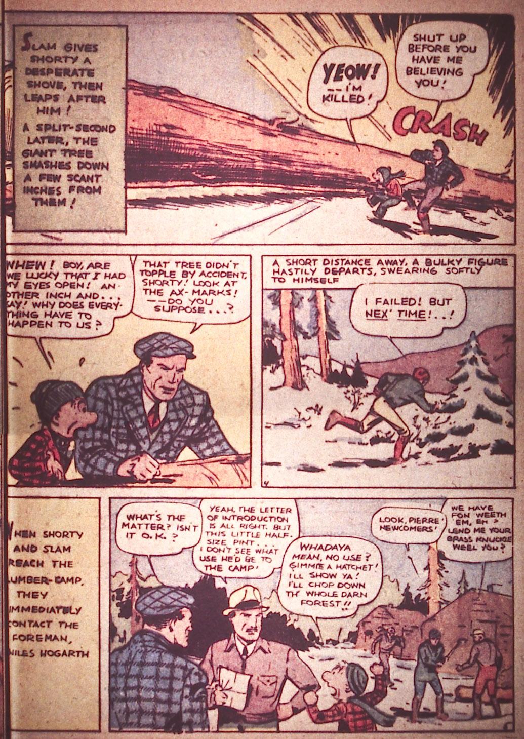 Read online Detective Comics (1937) comic -  Issue #12 - 55