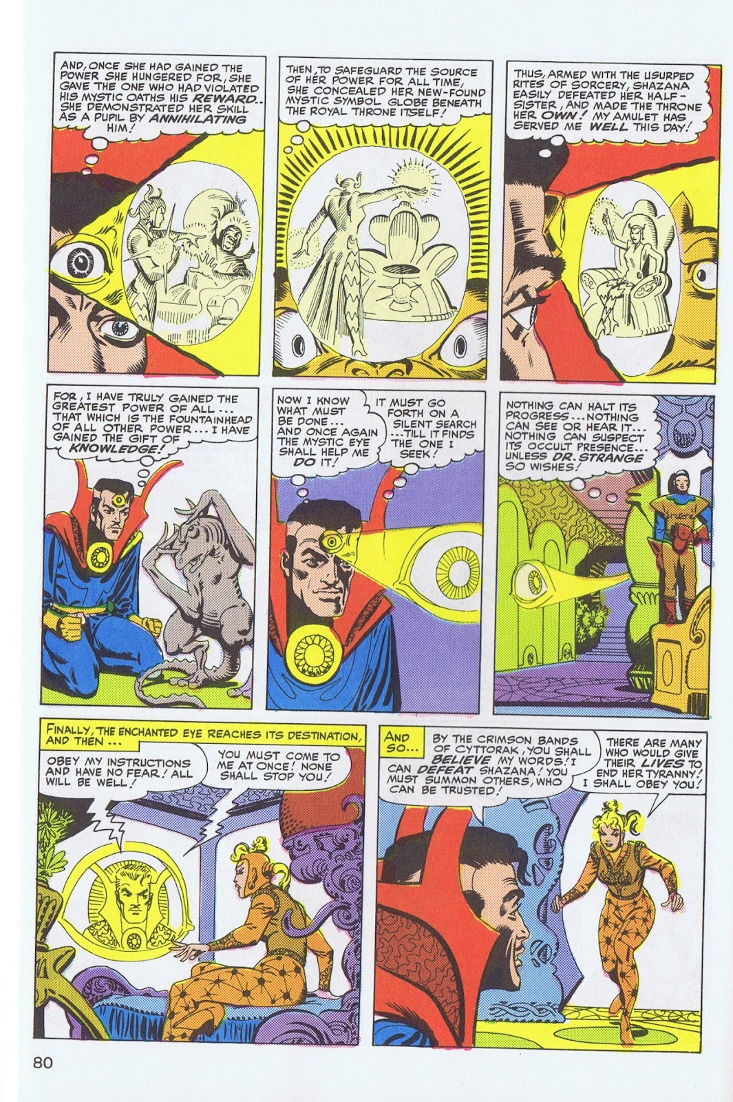 Doctor Strange: Master of the Mystic Arts issue TPB - Page 76