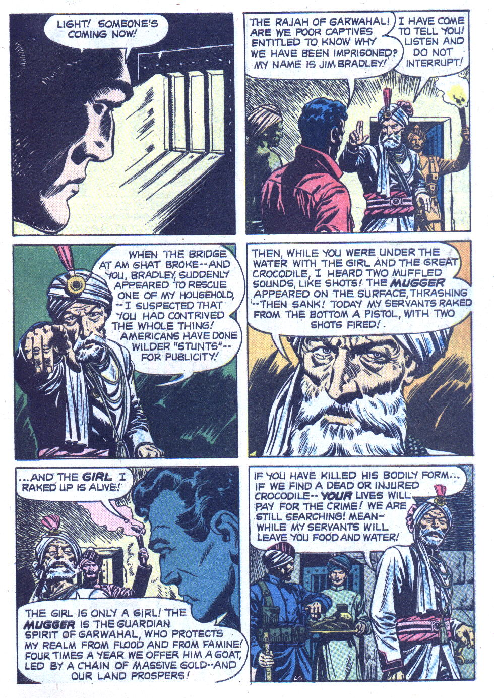 Four Color Comics issue 1020 - Page 29