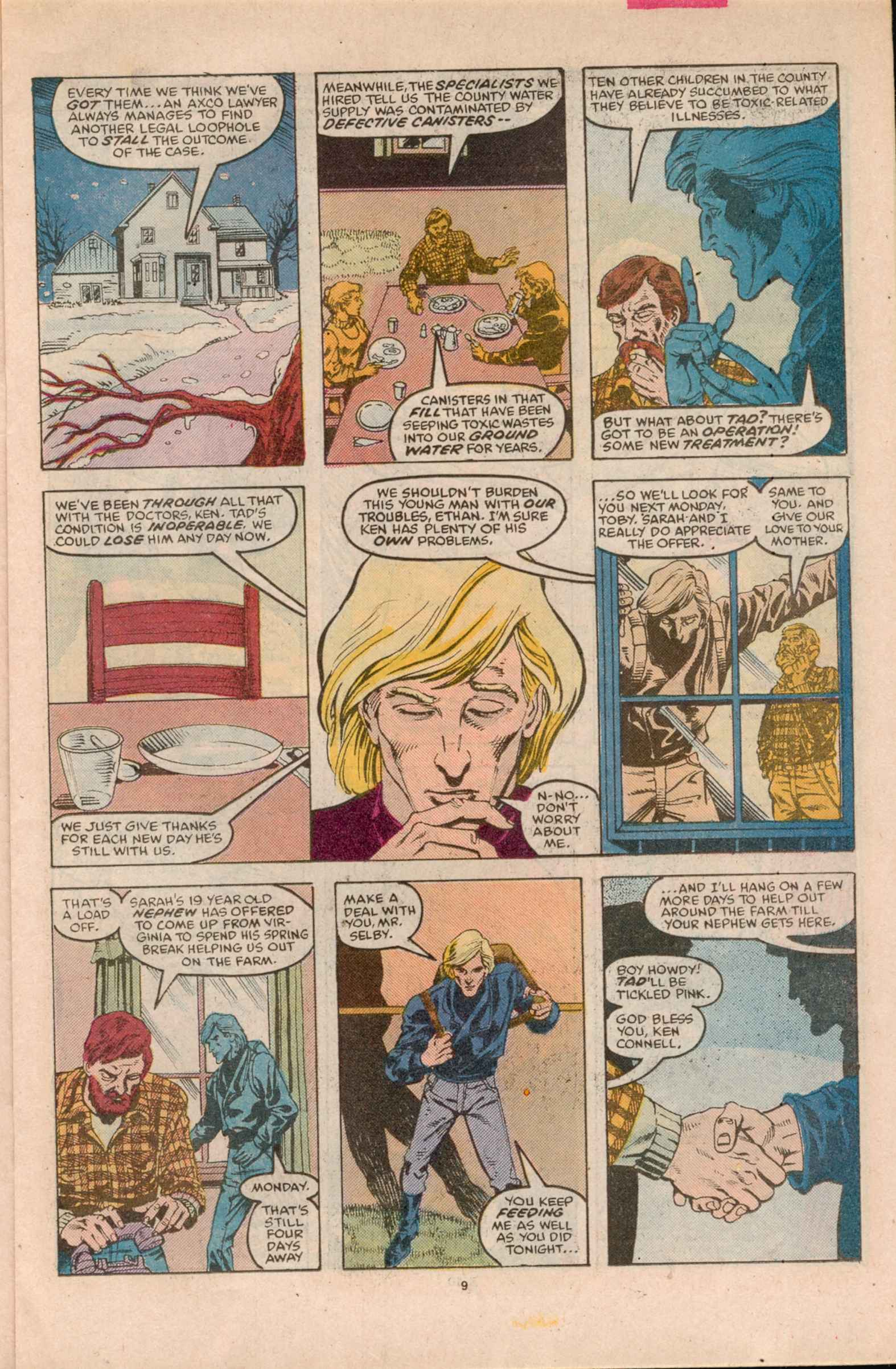 Read online Star Brand comic -  Issue #8 - 10
