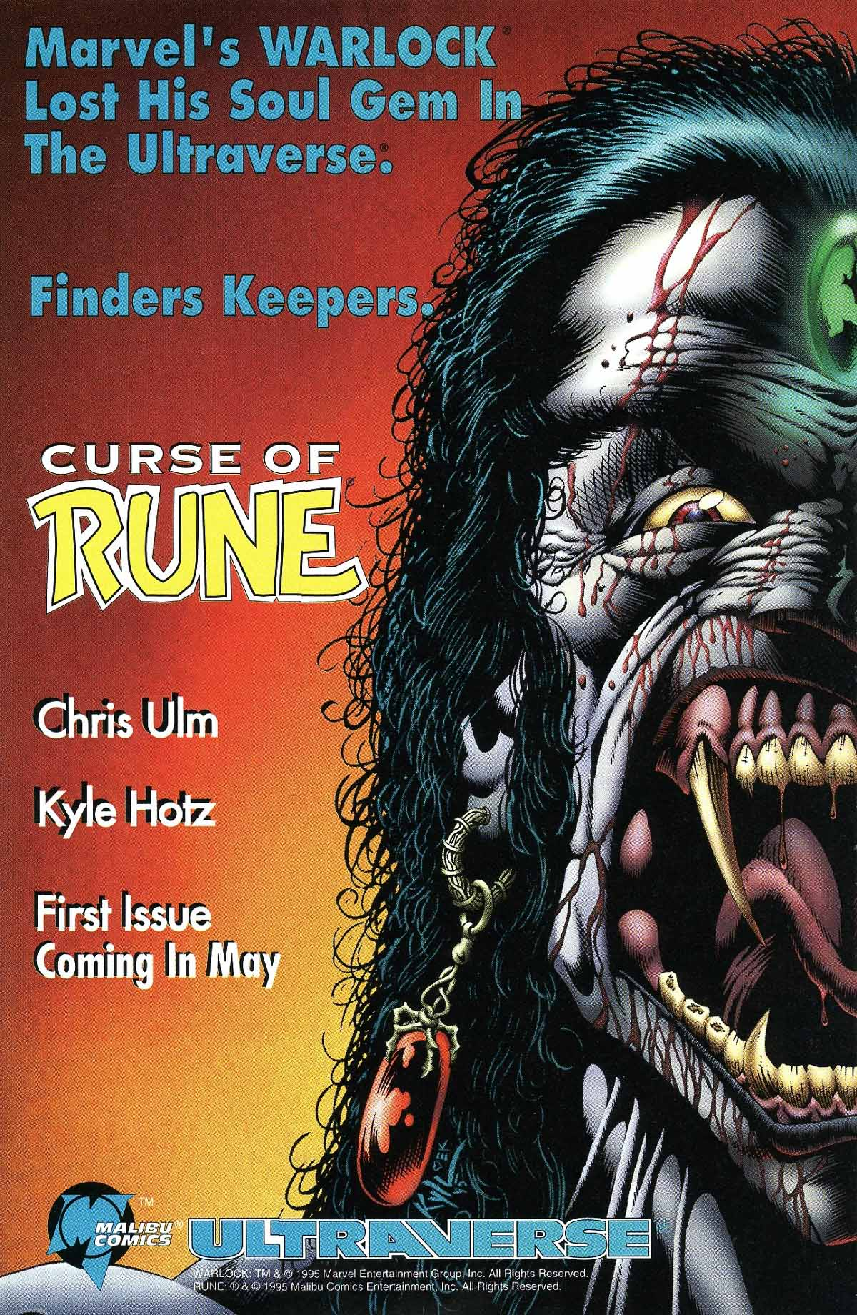 Read online Rune (1994) comic -  Issue #9 - 19