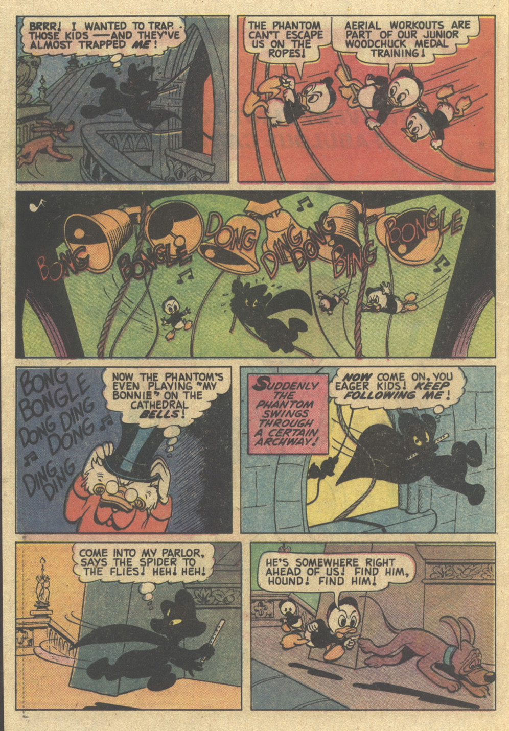 Read online Uncle Scrooge (1953) comic -  Issue #184 - 24