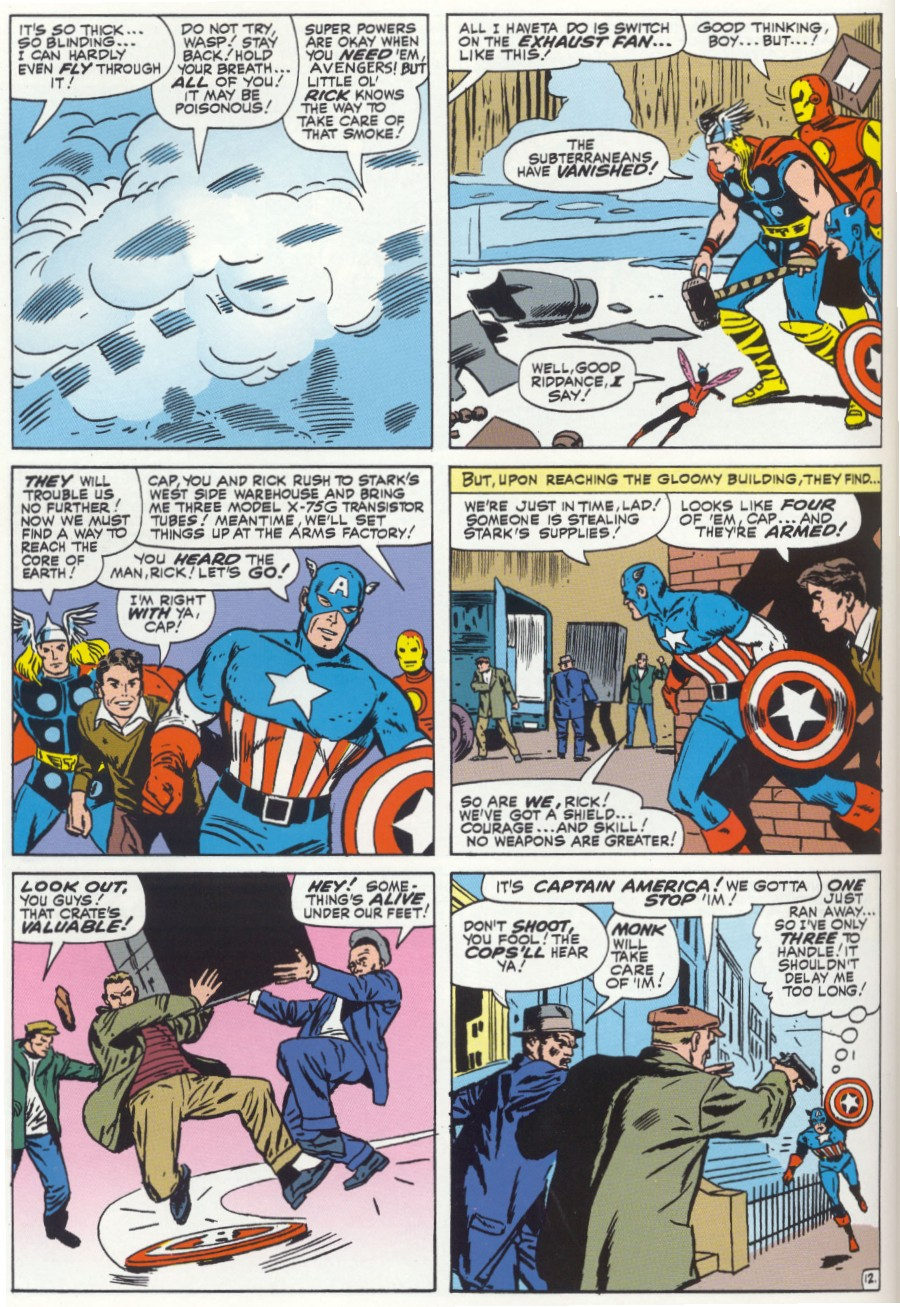 The Avengers (1963) 12 Page 12
