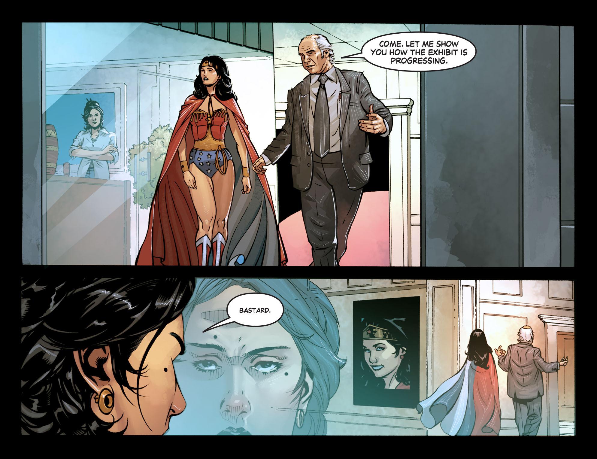 Read online Wonder Woman '77 [I] comic -  Issue #7 - 6