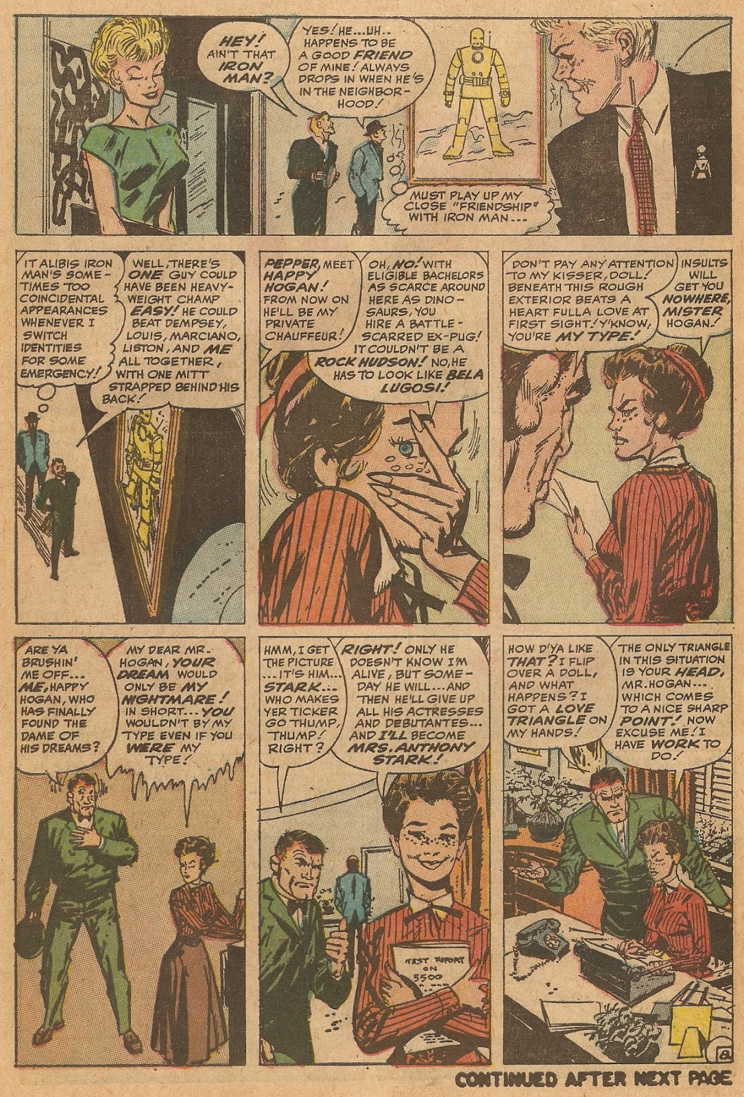 Marvel Collectors' Item Classics issue 8 - Page 34