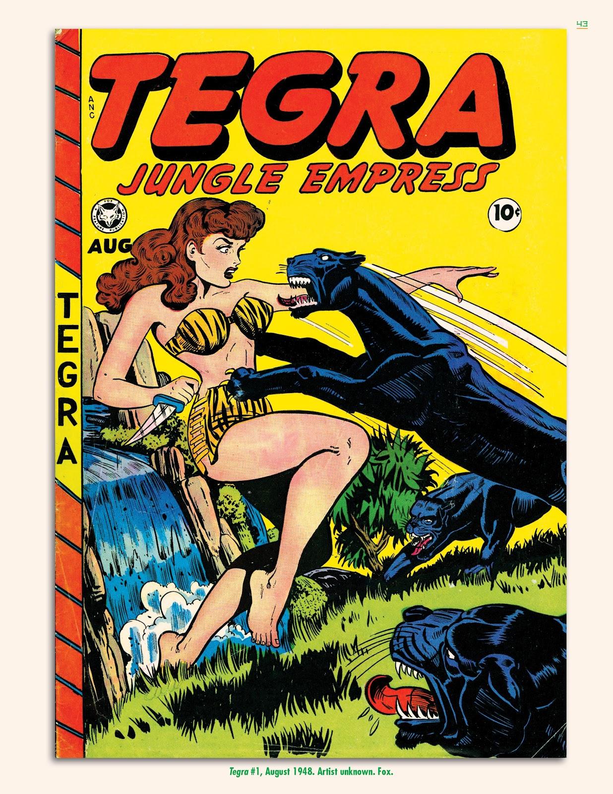 Read online Jungle Girls comic -  Issue # TPB (Part 1) - 44