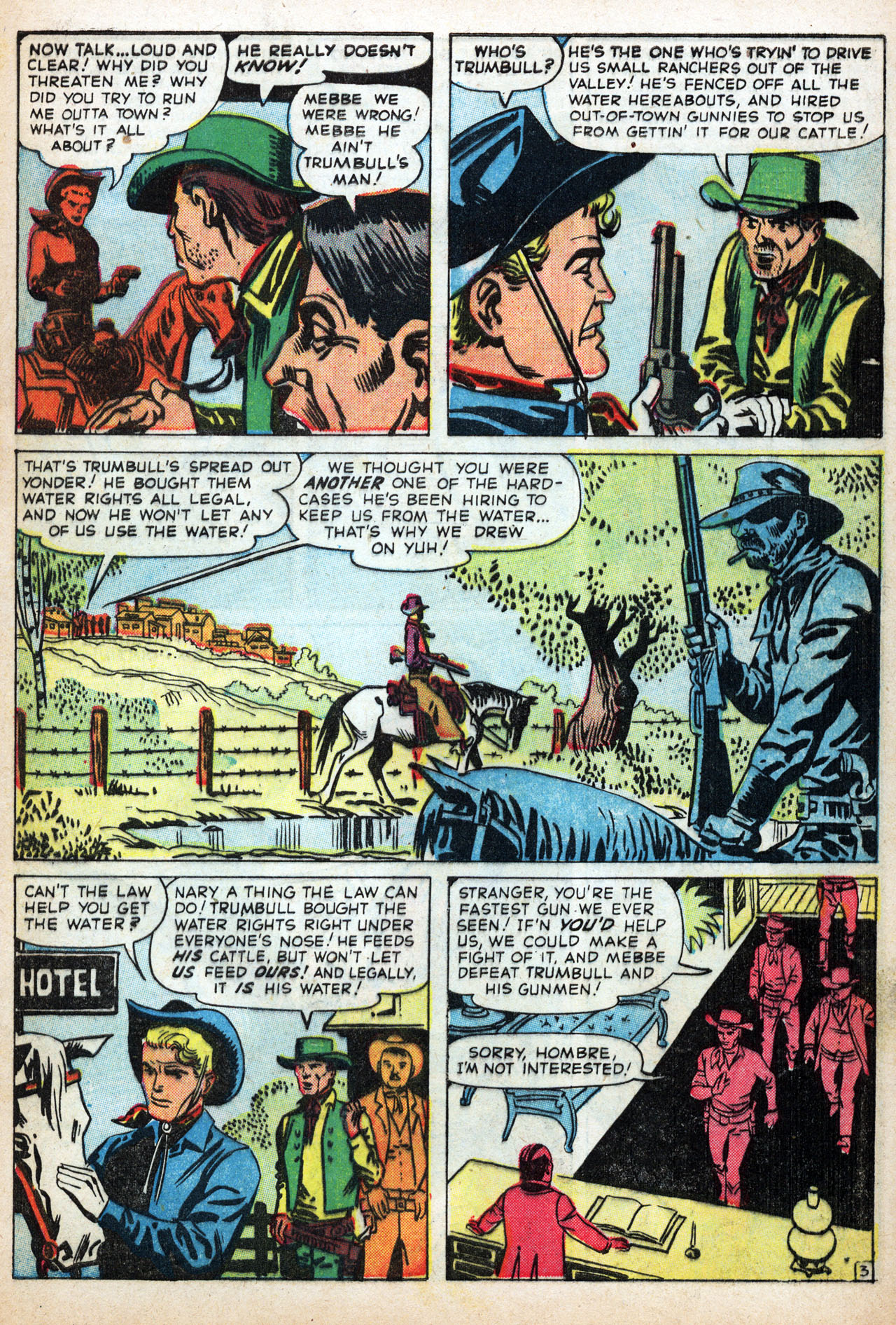 Read online Two-Gun Kid comic -  Issue #42 - 5
