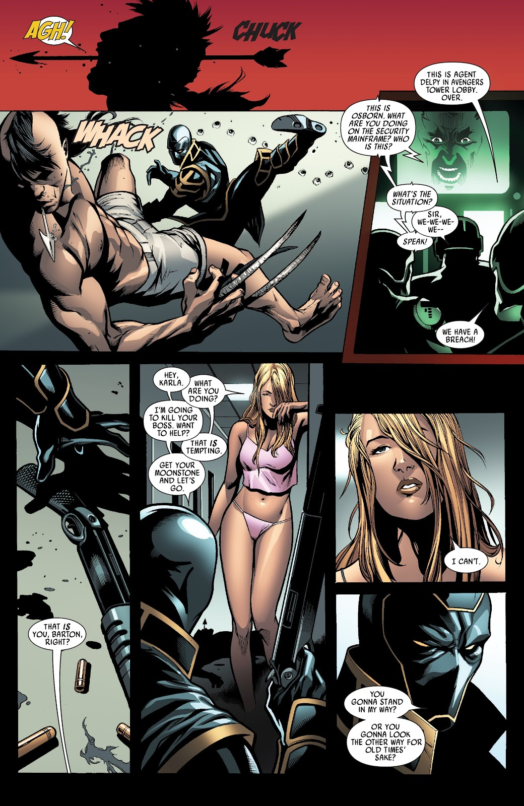 Read online Siege Prelude comic -  Issue # TPB (Part 2) - 30
