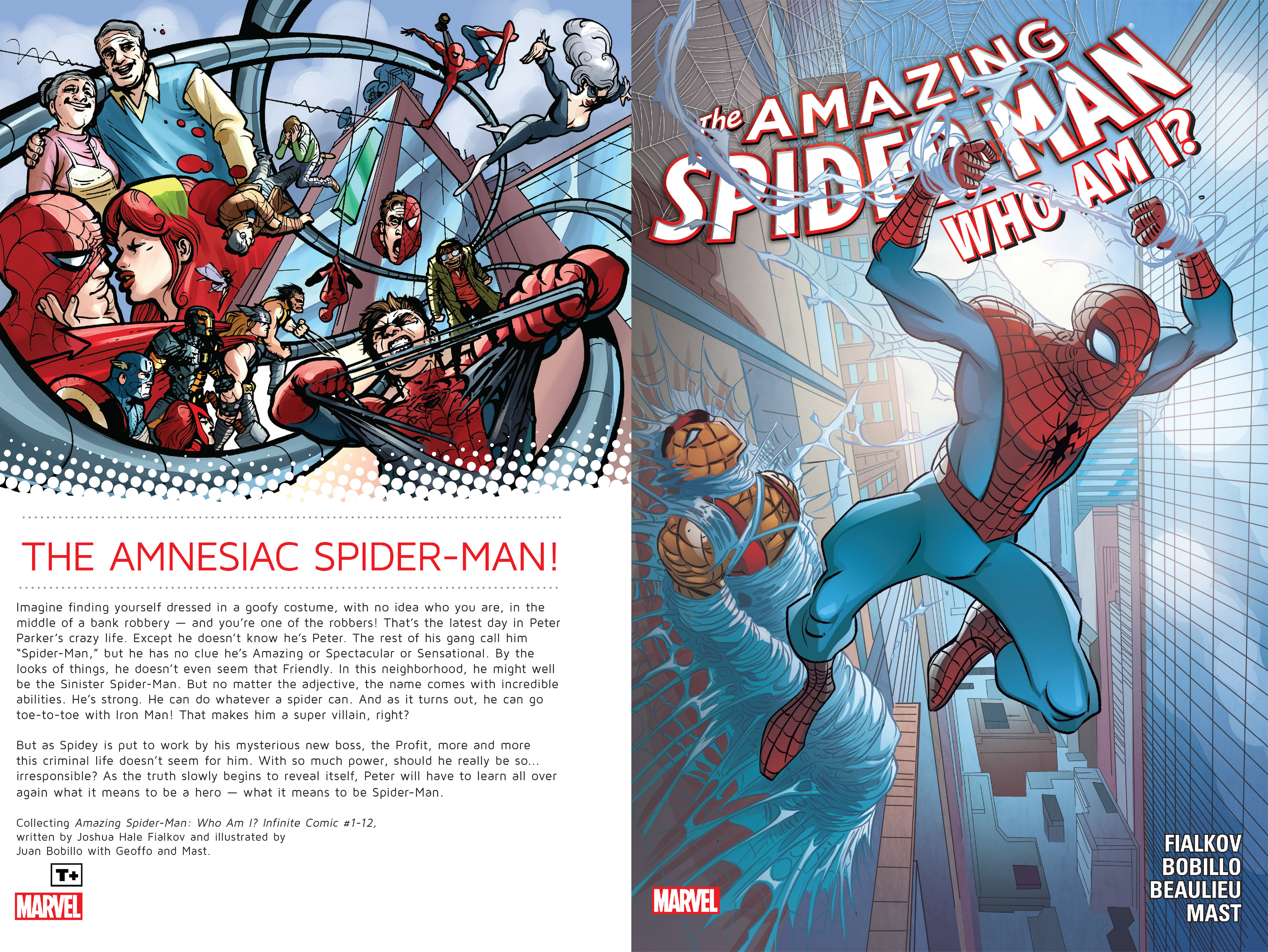 Read online Amazing Spider-Man: Who Am I? comic -  Issue # Full (Part 1) - 2