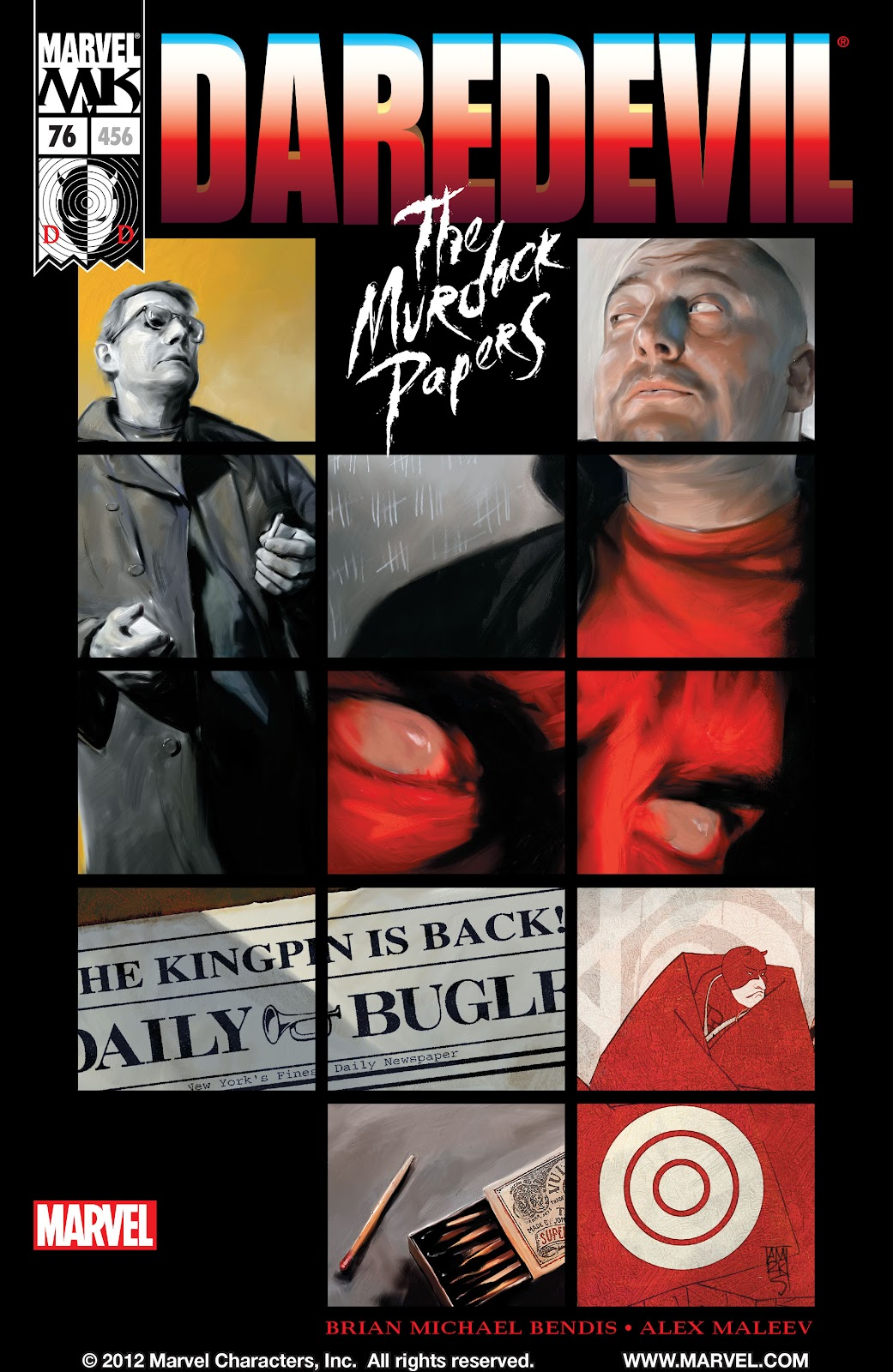 Read online Daredevil (1998) comic -  Issue # _Ultimate_Collection TPB 3 (Part 3) - 26