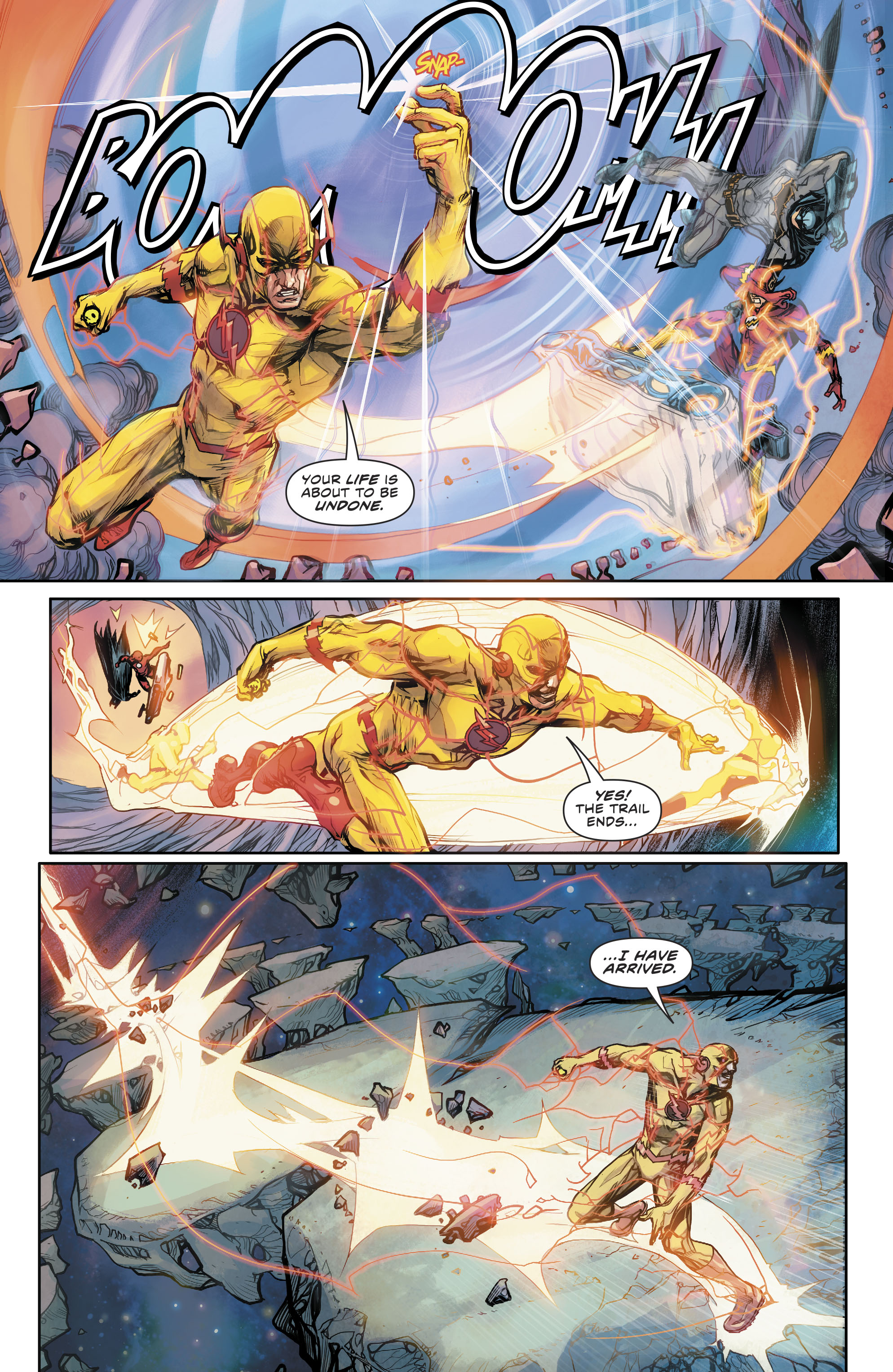 Read online The Flash (2016) comic -  Issue #22 - 7