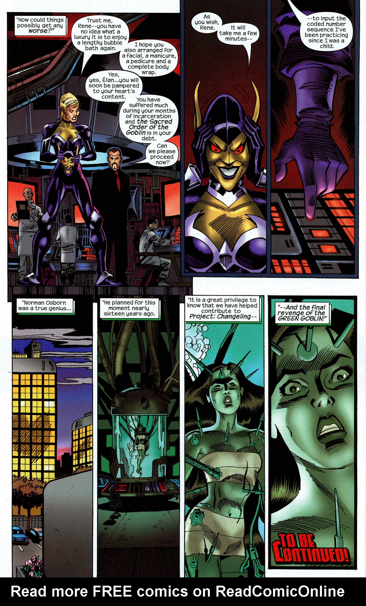 Read online Amazing Spider-Girl comic -  Issue #22 - 32