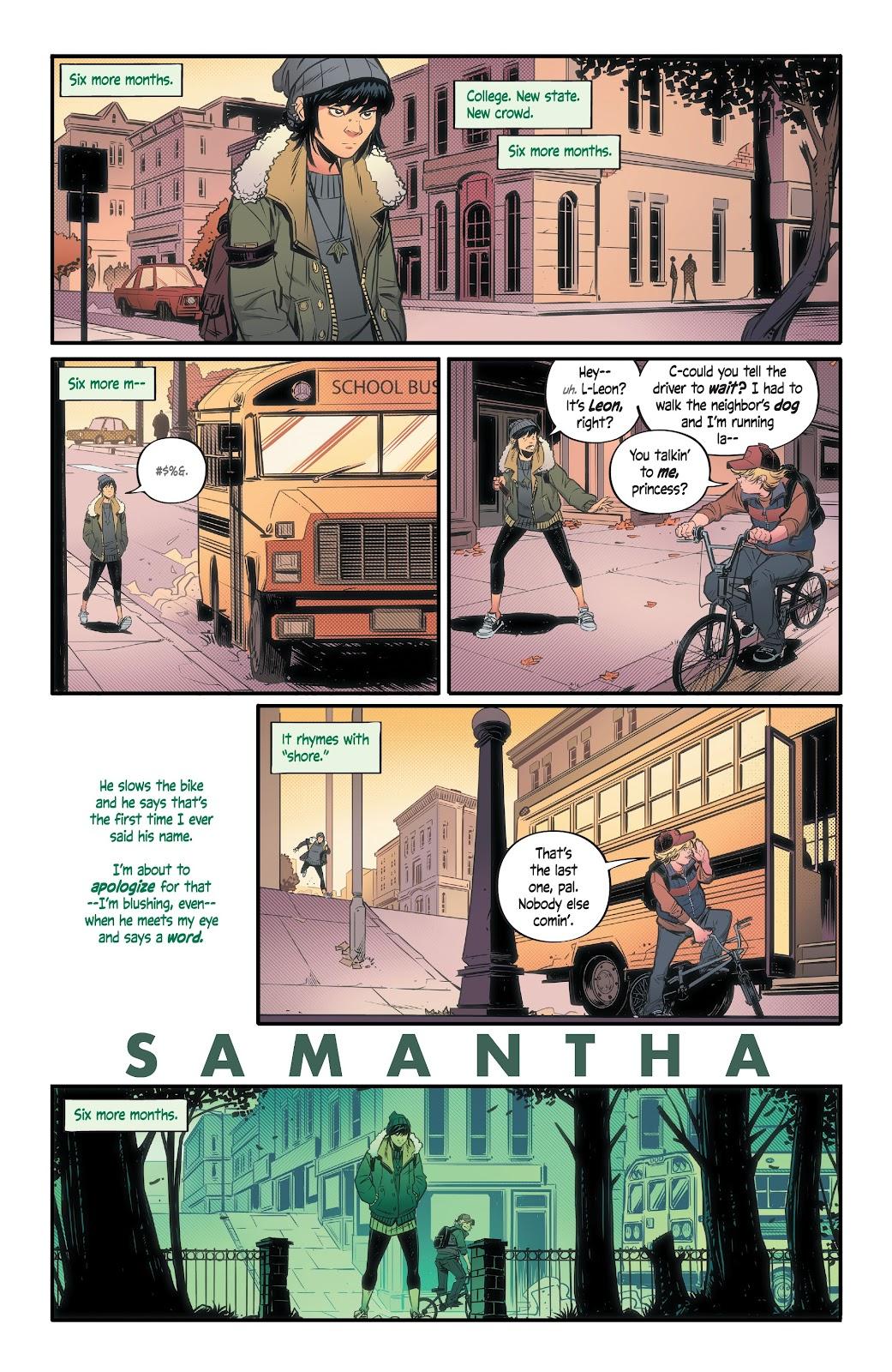 Read online Alienated comic -  Issue #1 - 6