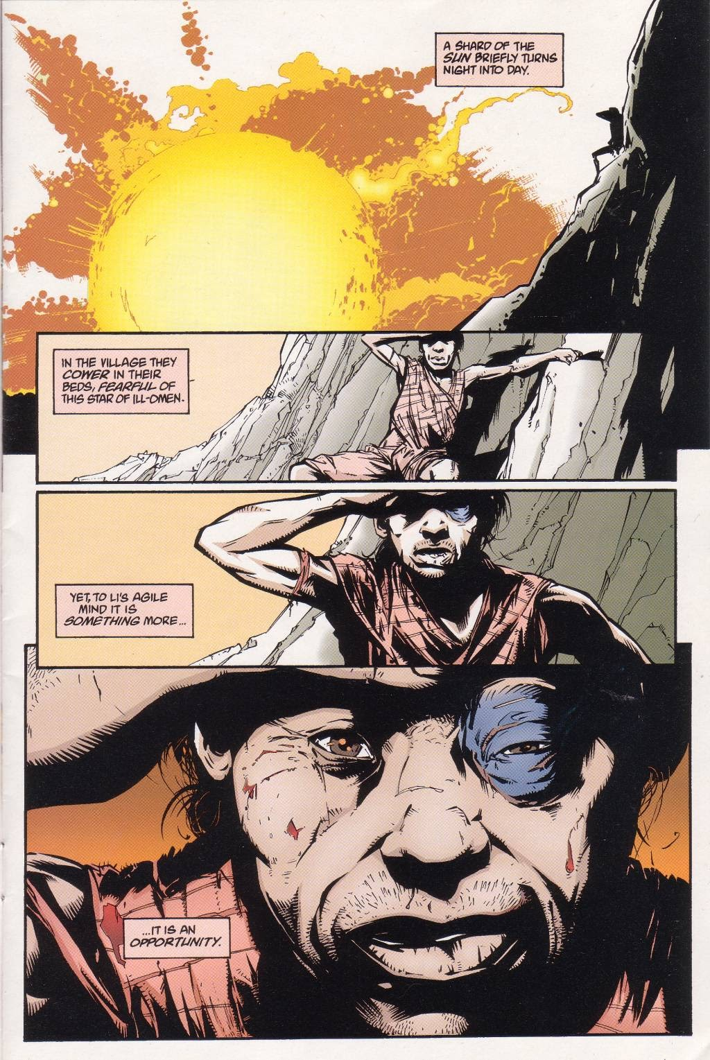 Aliens vs. Predator: Eternal issue 1 - Page 5