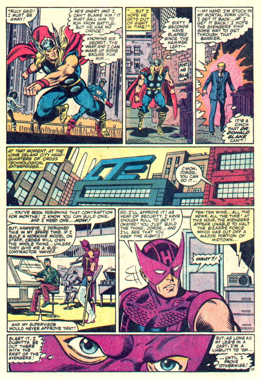 The Avengers (1963) 233 Page 10