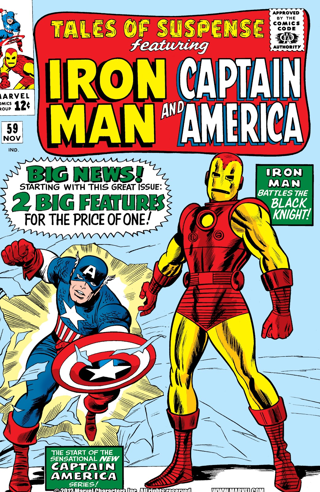 Read online Marvel Masterworks: The Invincible Iron Man comic -  Issue # TPB 2 (Part 2) - 40