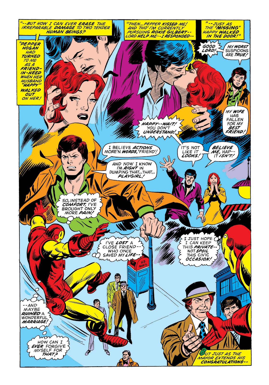 Read online Marvel Masterworks: The Invincible Iron Man comic -  Issue # TPB 9 (Part 3) - 18