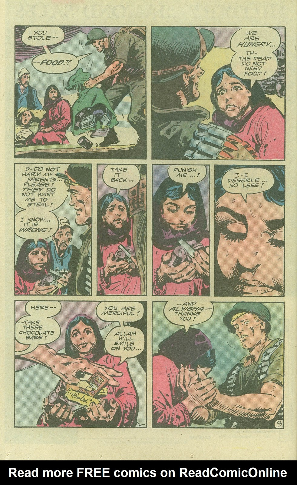 Sgt. Rock issue 388 - Page 13