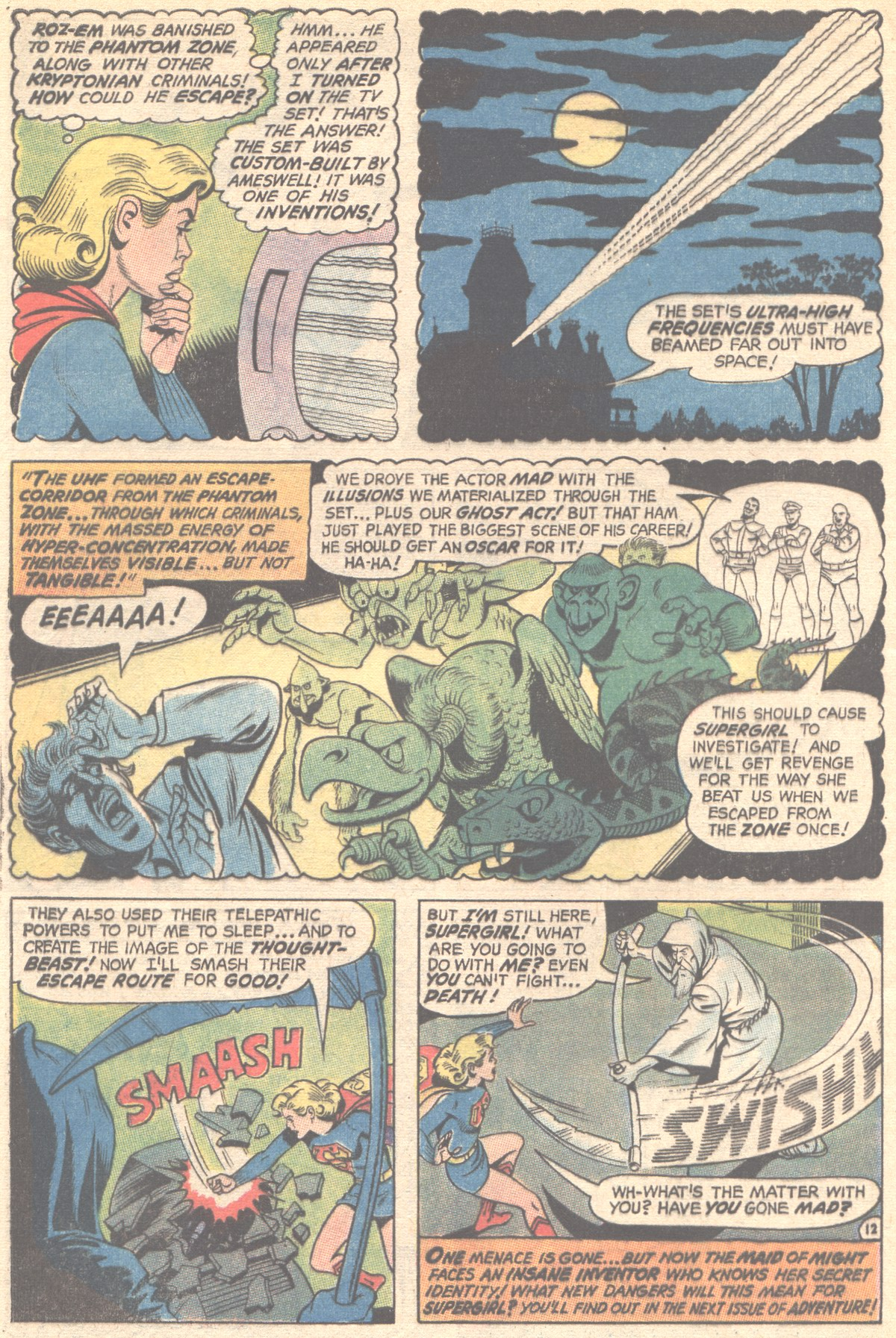 Read online Adventure Comics (1938) comic -  Issue #395 - 32