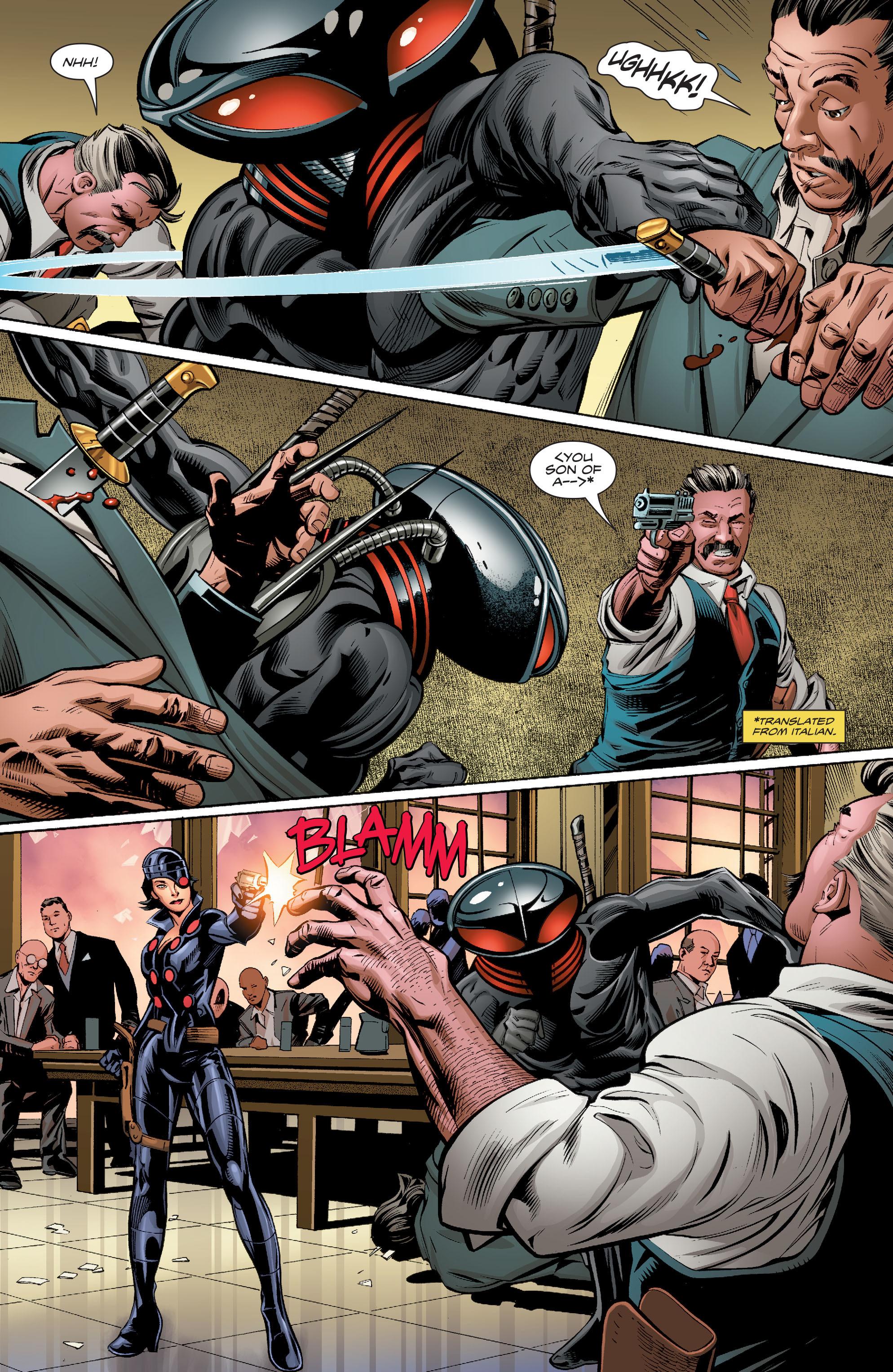 Read online Aquaman (2016) comic -  Issue #7 - 11