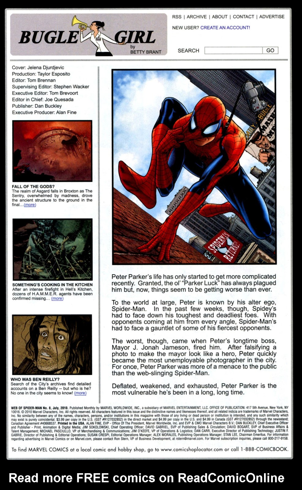 Web of Spider-Man (2009) Issue #8 #8 - English 2