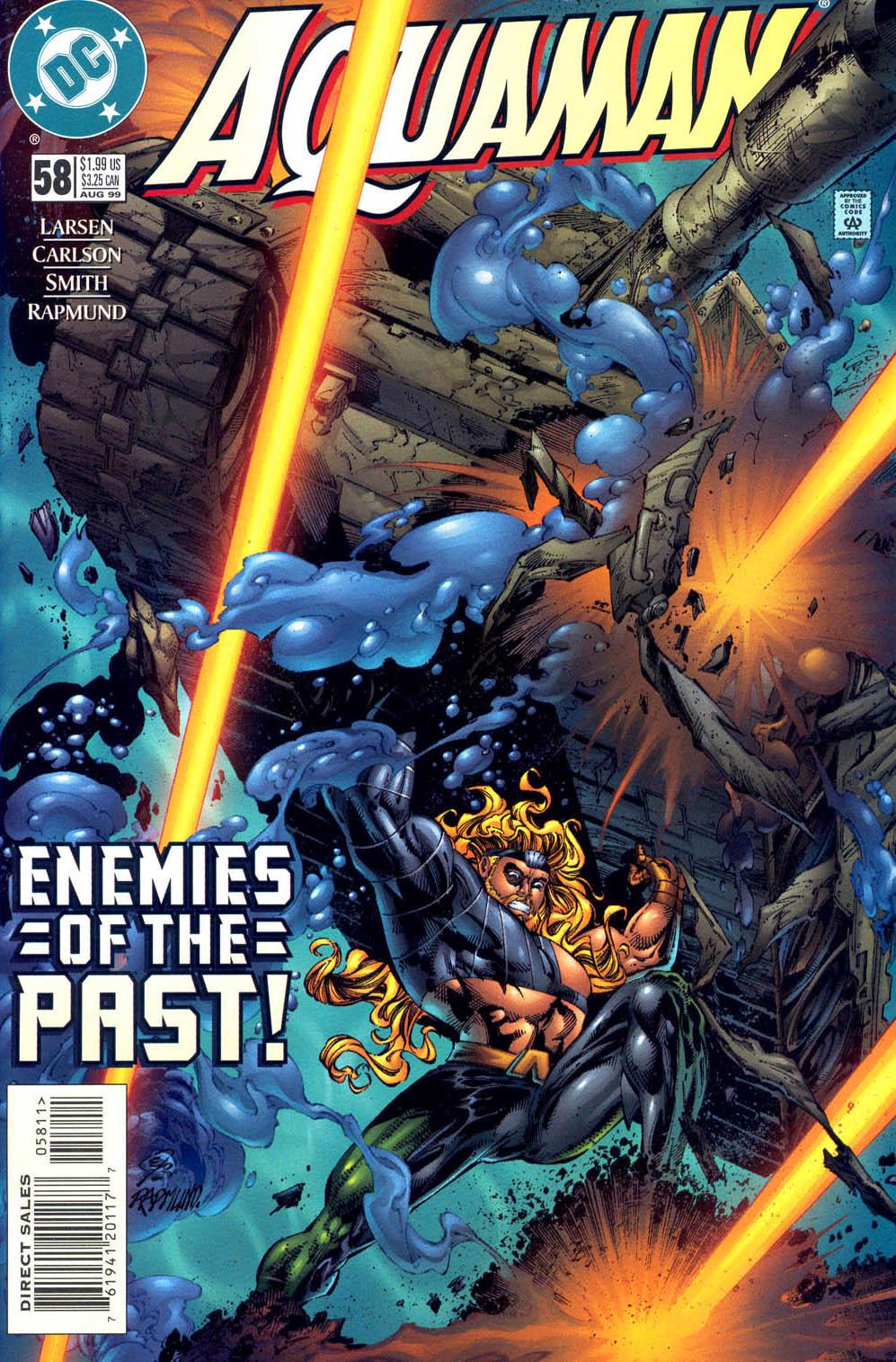 Aquaman (1994) 58 Page 1