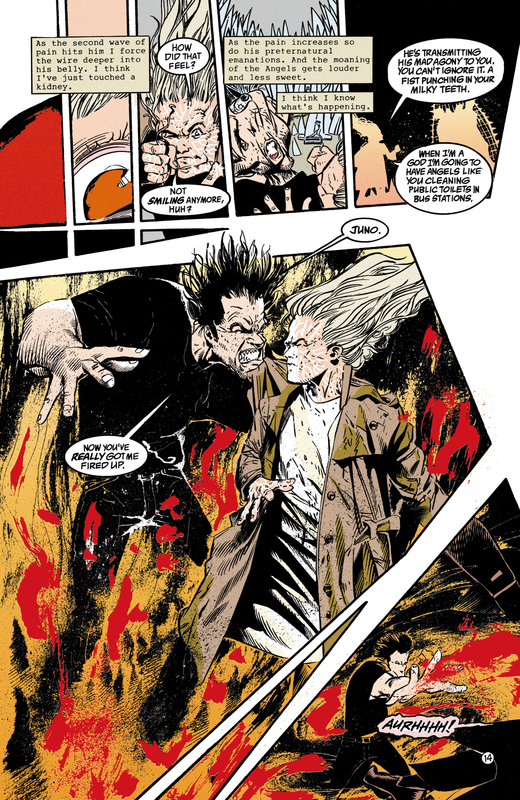Read online Shade, the Changing Man comic -  Issue #35 - 15