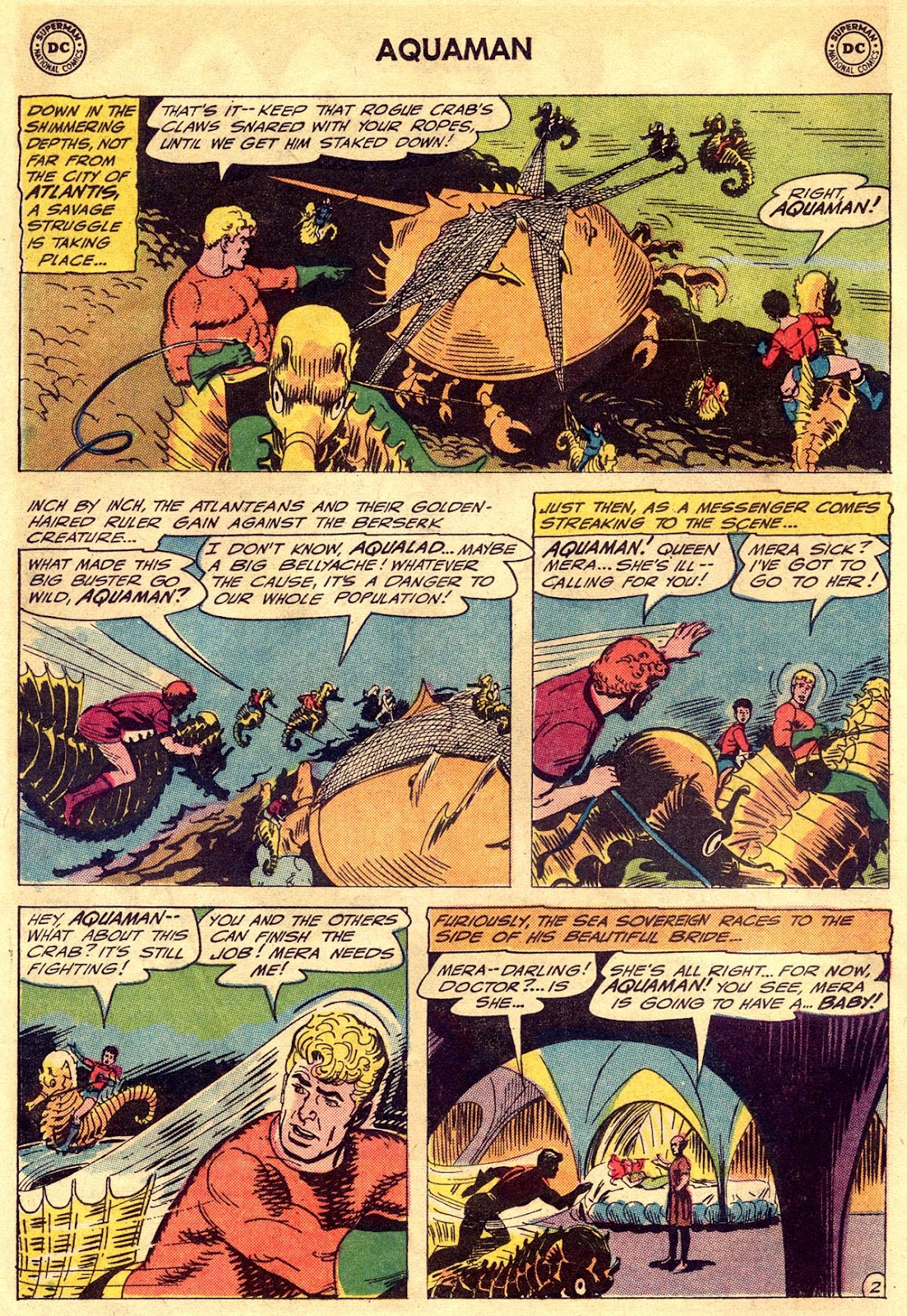 Aquaman (1962) Issue #23 #23 - English 4