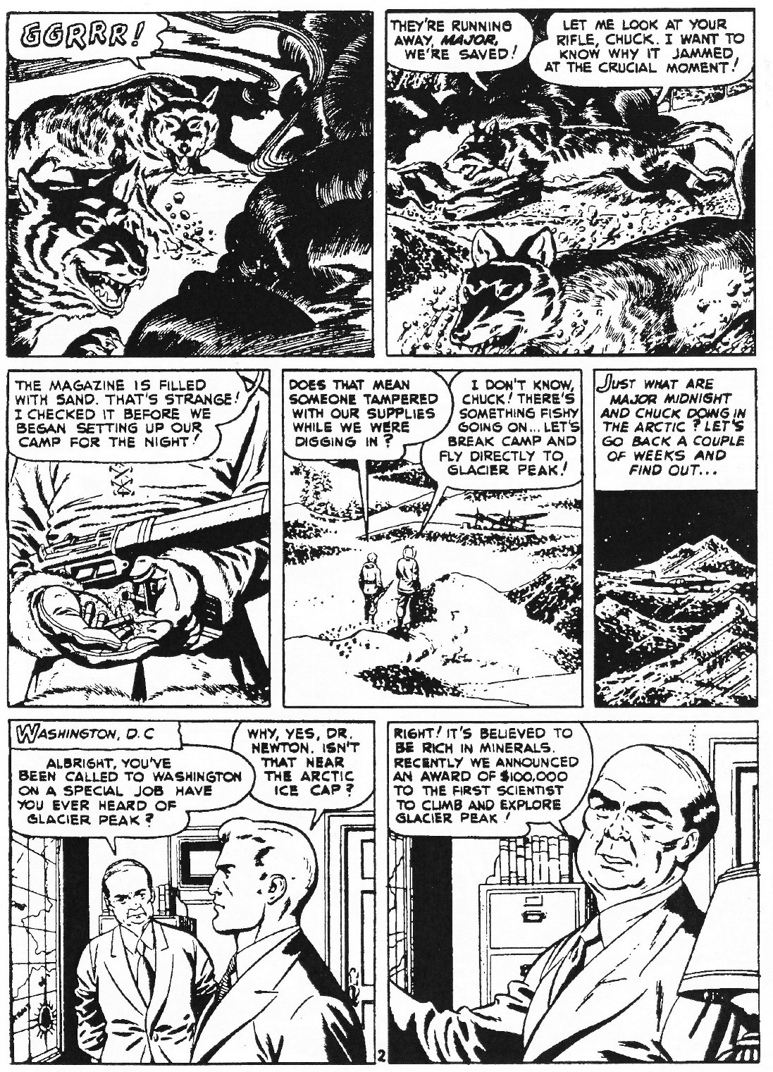 Read online Men of Mystery Comics comic -  Issue #72 - 27