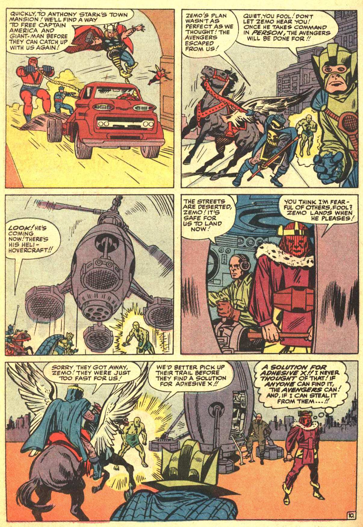 The Avengers (1963) 6 Page 10