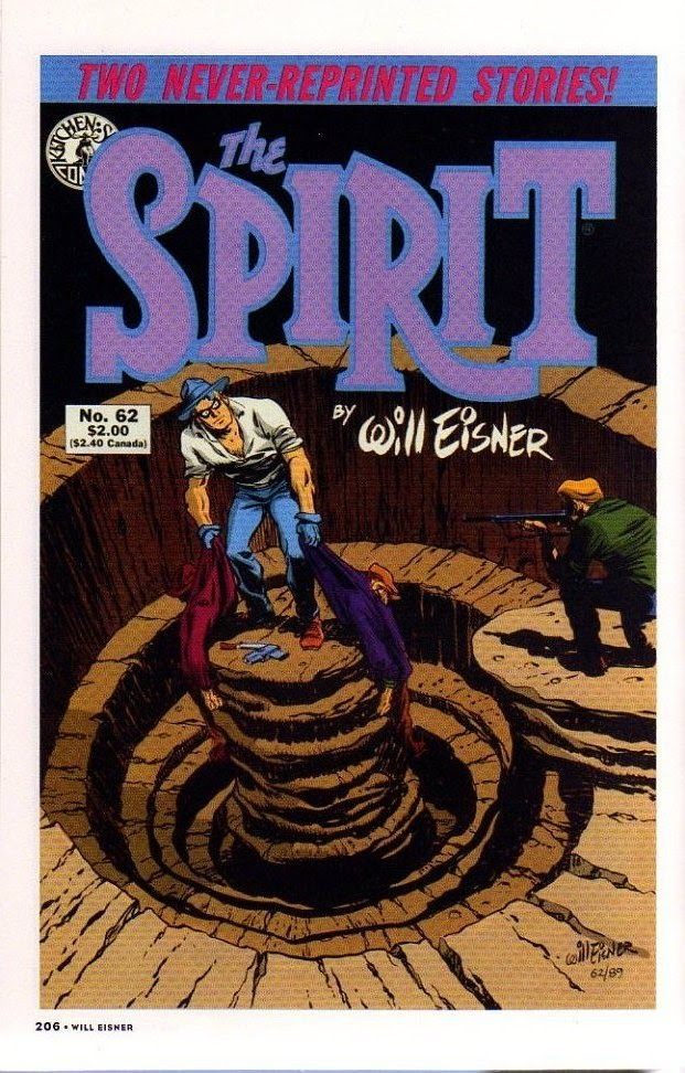 Read online Will Eisner's The Spirit Archives comic -  Issue # TPB 26 (Part 3) - 13