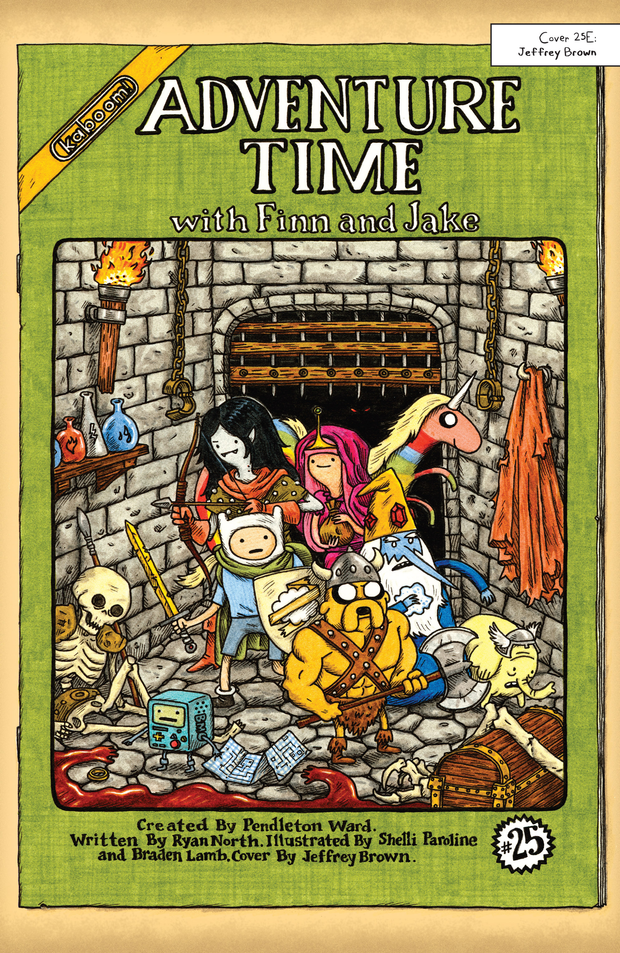 Read online Adventure Time comic -  Issue #Adventure Time _TPB 6 - 109