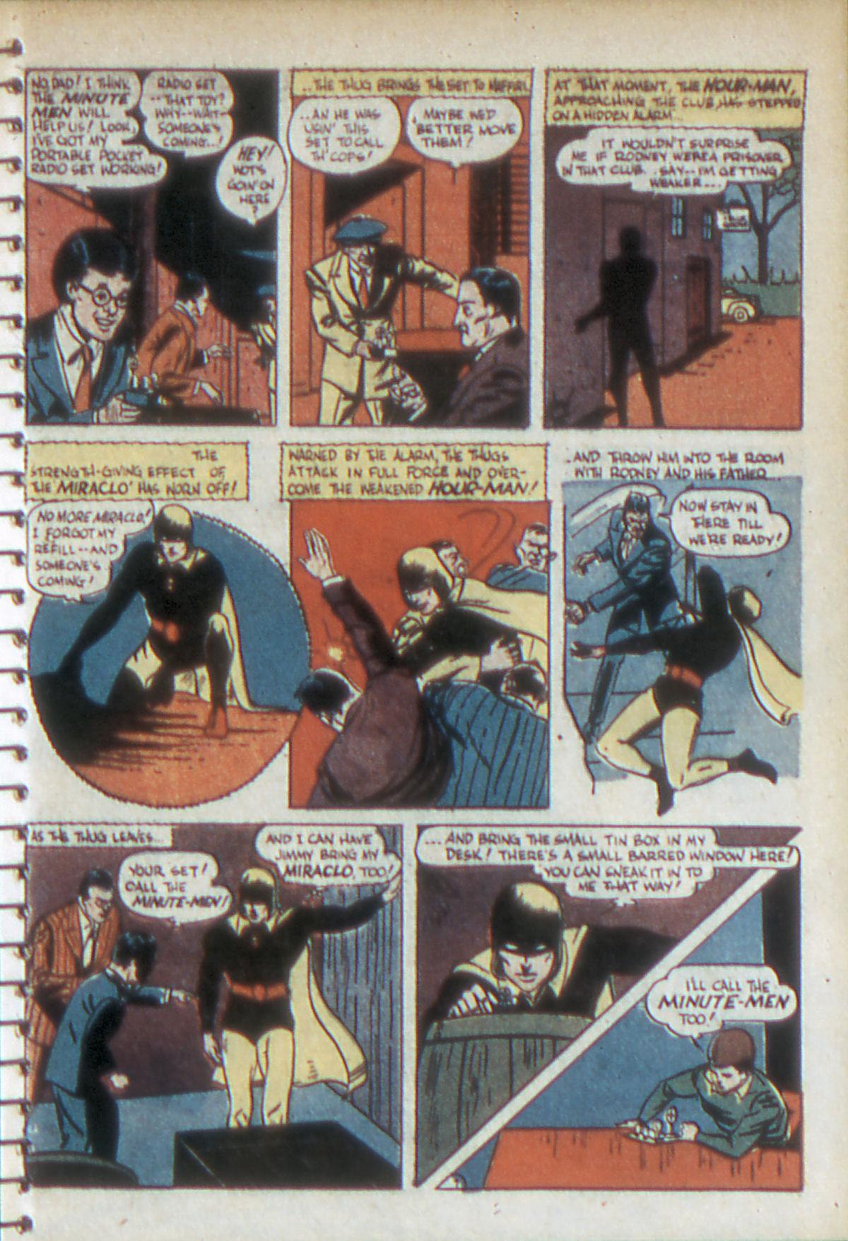 Read online Adventure Comics (1938) comic -  Issue #54 - 10