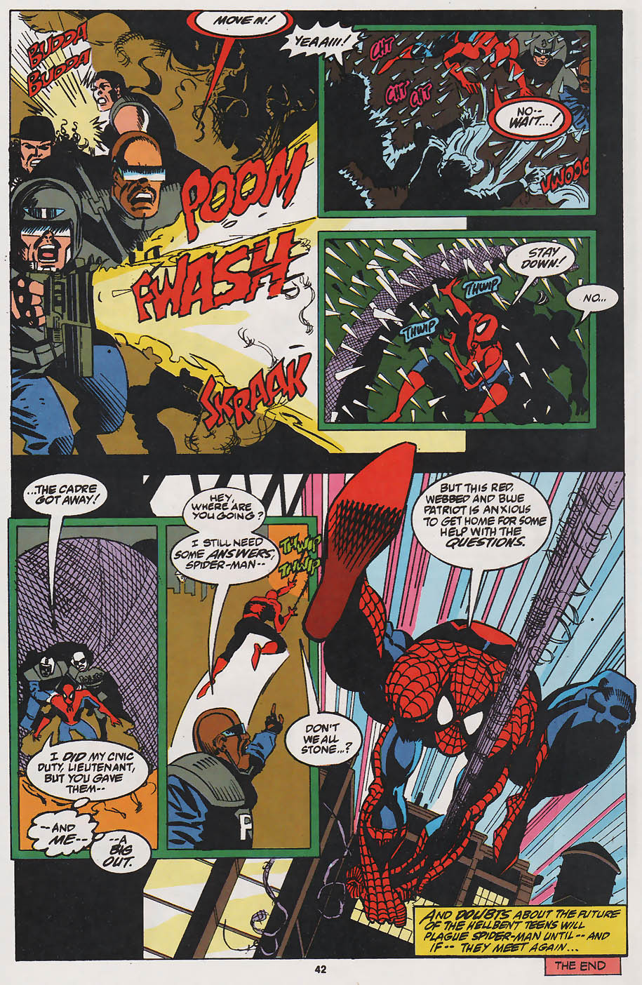 Web of Spider-Man (1985) _Annual 9 #9 - English 34