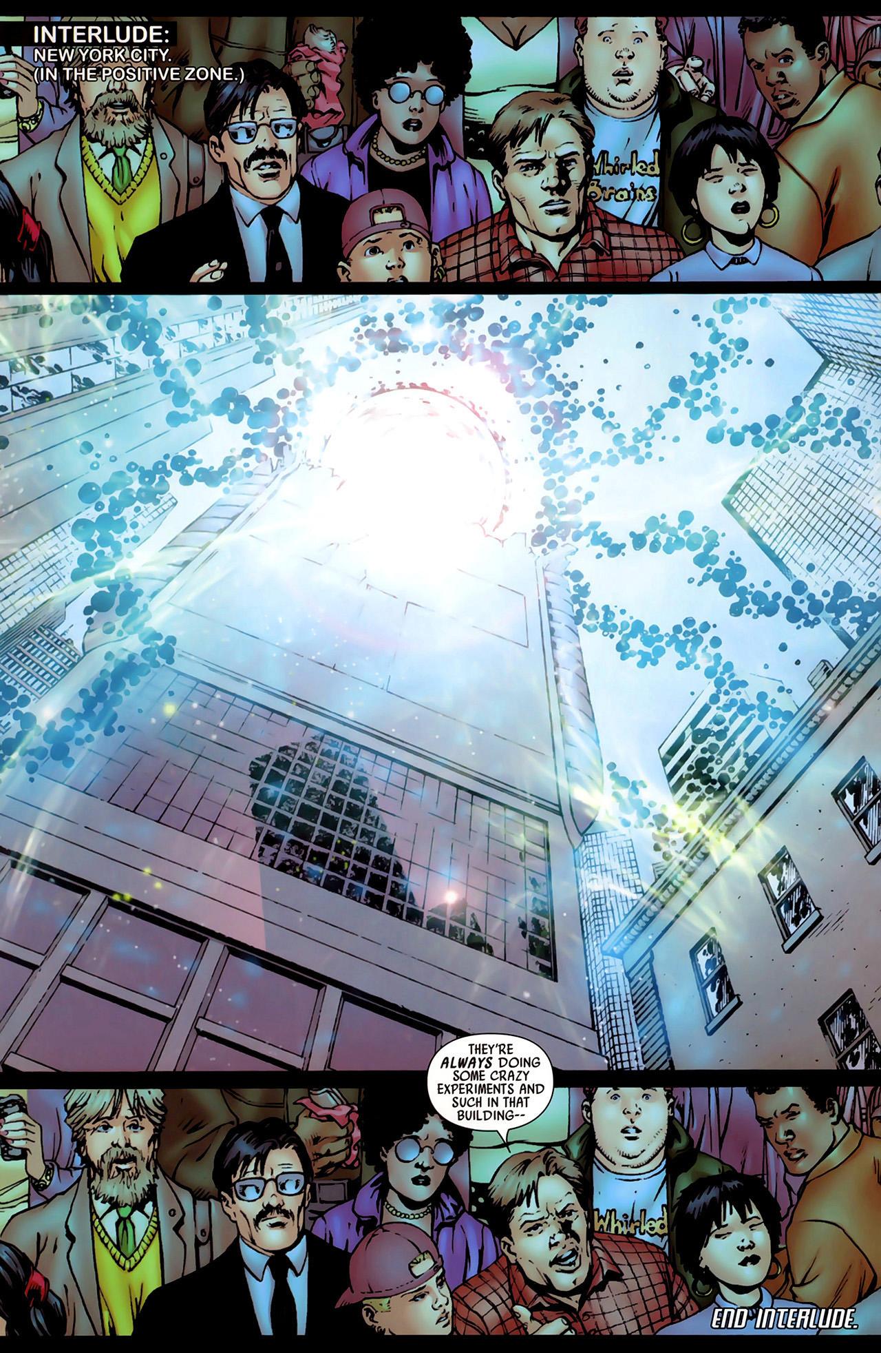 Read online Secret Invasion: Fantastic Four comic -  Issue #1 - 13