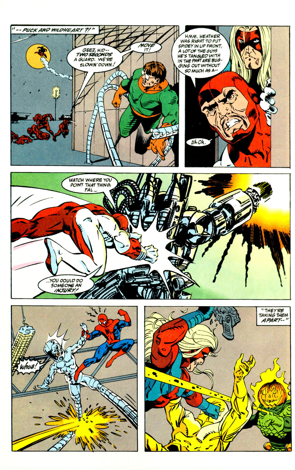 Read online Alpha Flight (1983) comic -  Issue #121 - 17