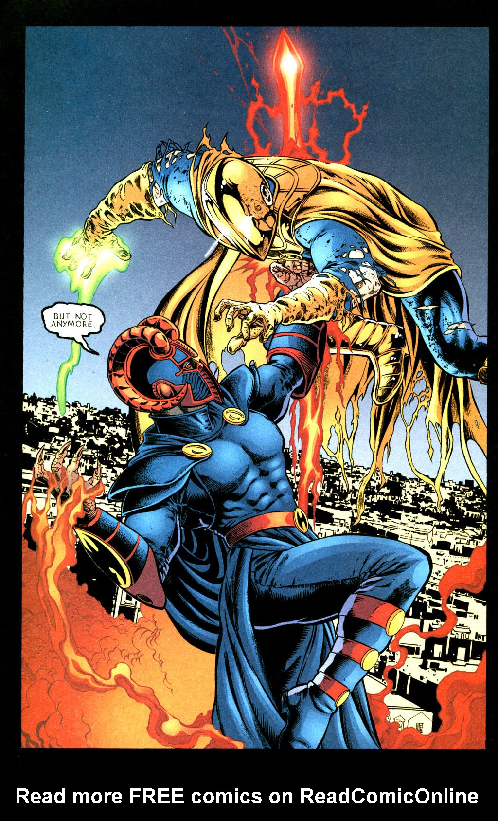 Read online Doctor Fate (2003) comic -  Issue #3 - 21