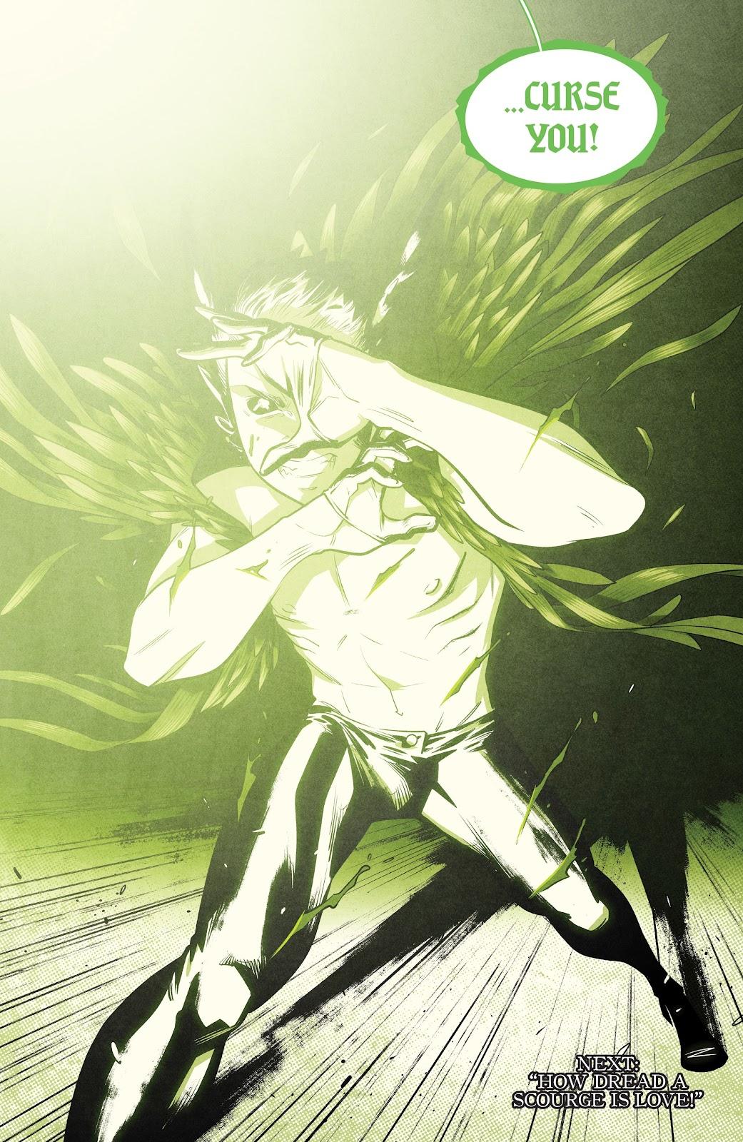 Read online Nomen Omen comic -  Issue #6 - 25