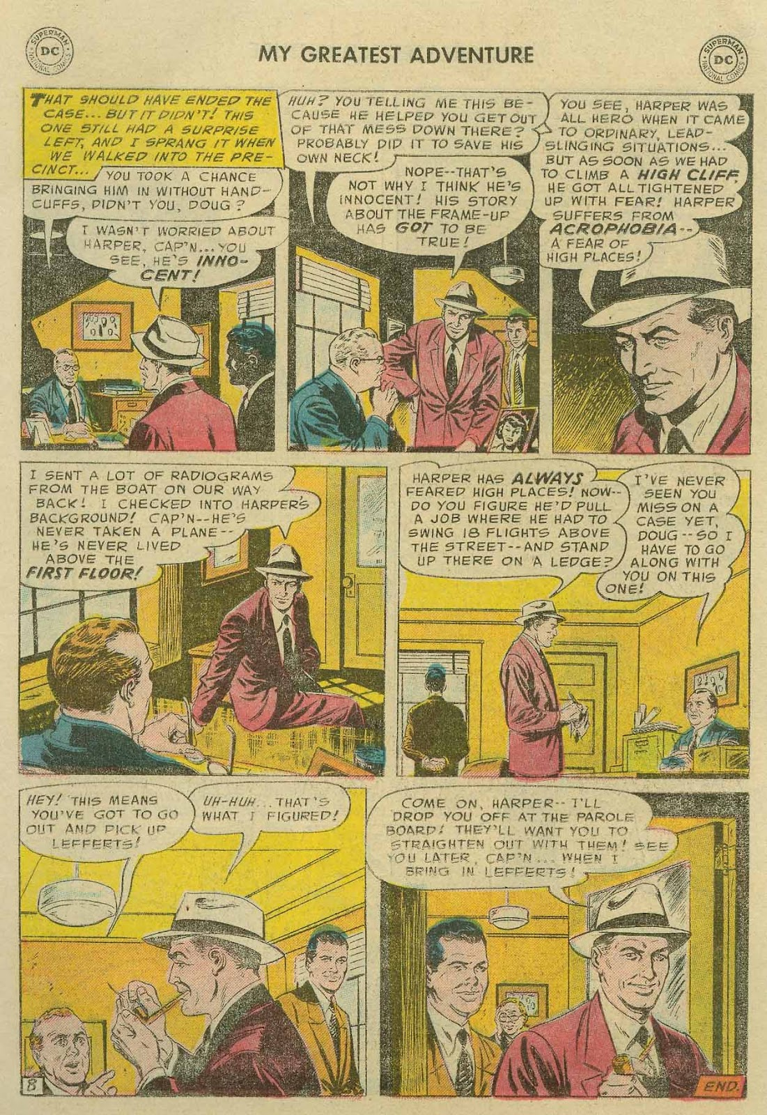 My Greatest Adventure (1955) issue 5 - Page 20