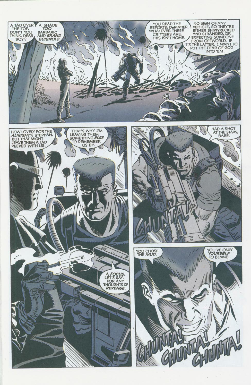 Read online Aliens/Predator: The Deadliest of the Species comic -  Issue #10 - 20