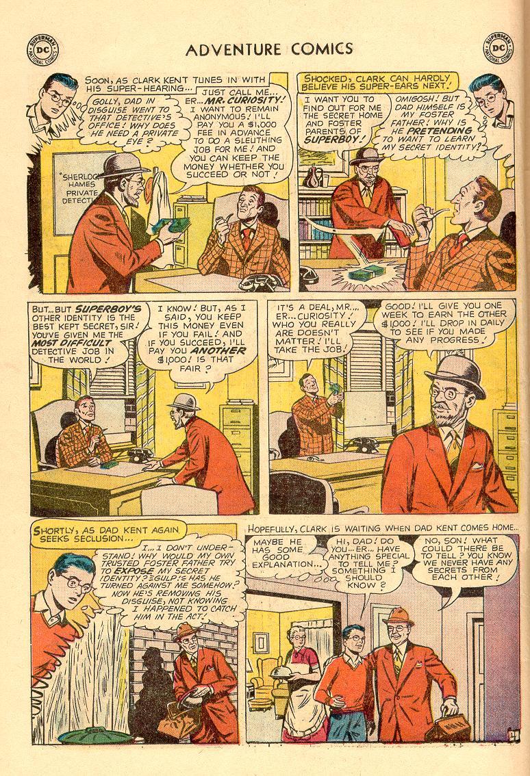 Read online Adventure Comics (1938) comic -  Issue #263 - 6
