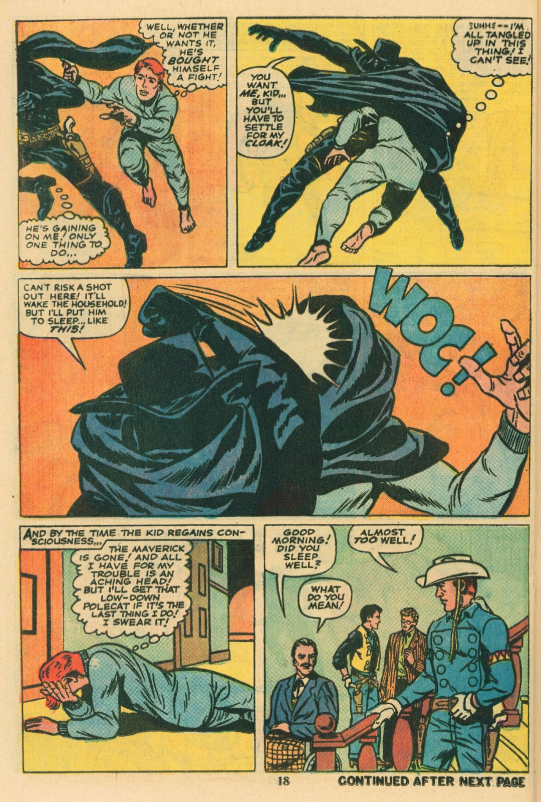 The Rawhide Kid (1955) issue 117 - Page 13