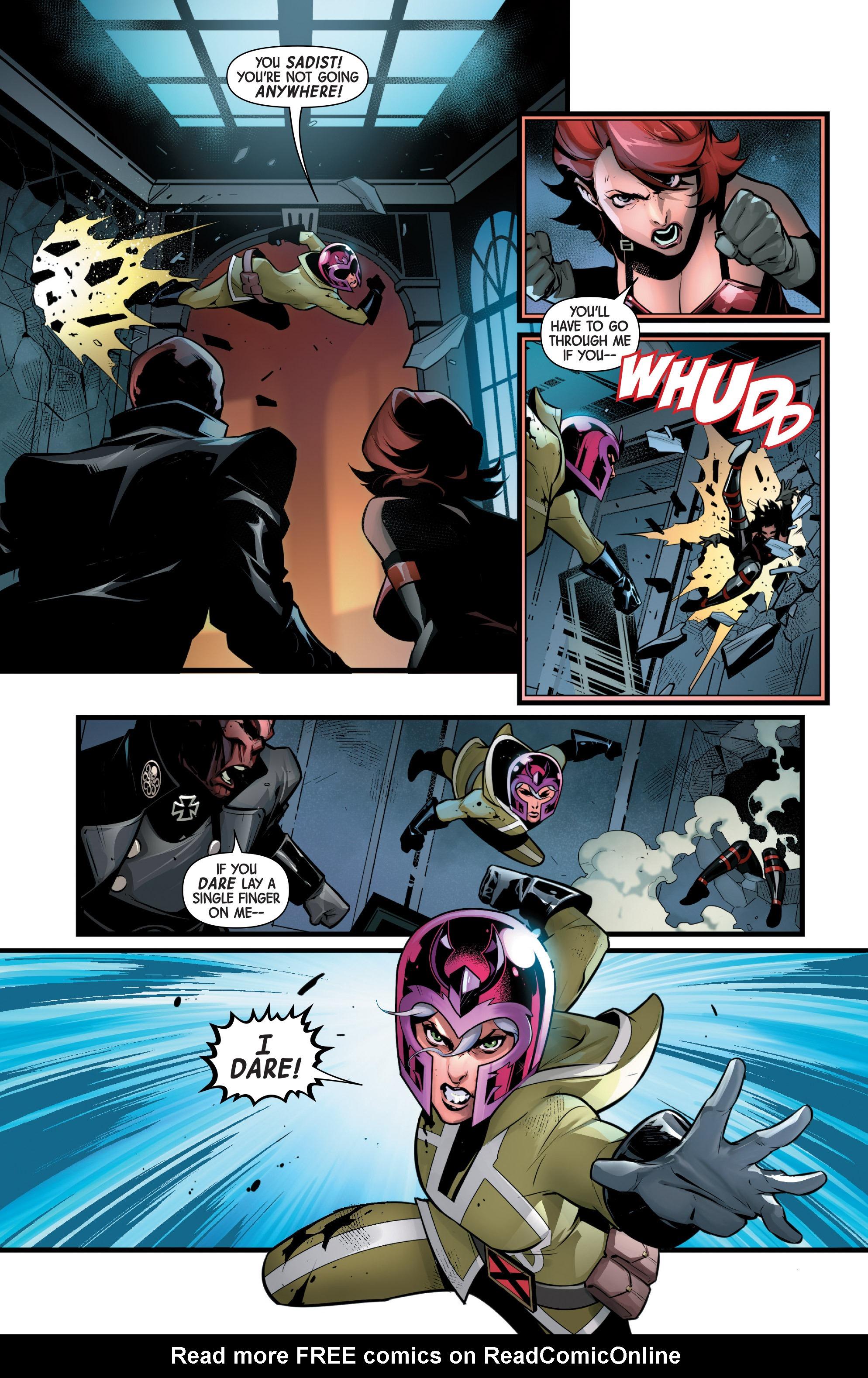 Read online Uncanny Avengers [II] comic -  Issue #21 - 9