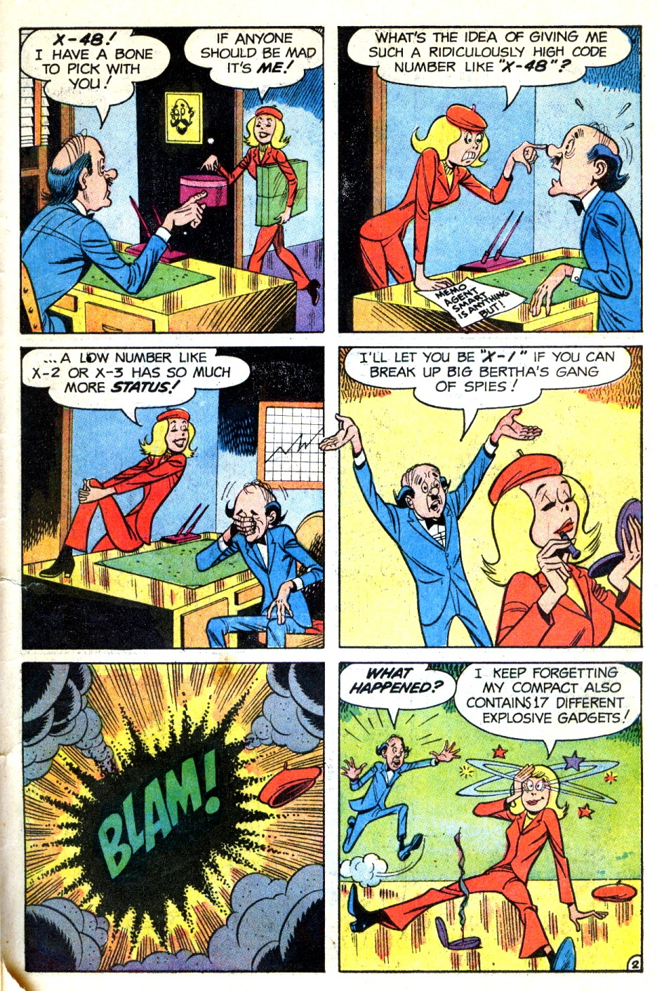 Archie's Madhouse issue 57 - Page 27